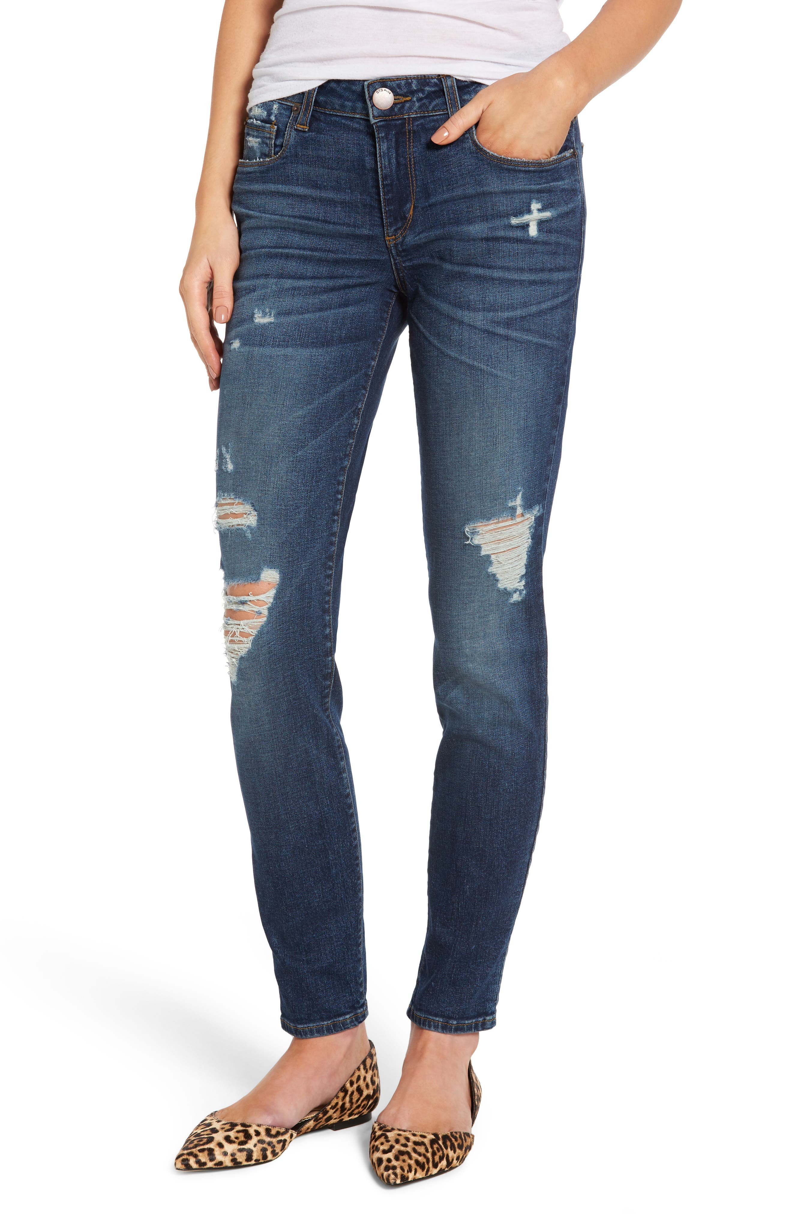 STS Blue Piper Skinny Ankle Jeans (Rosedale)