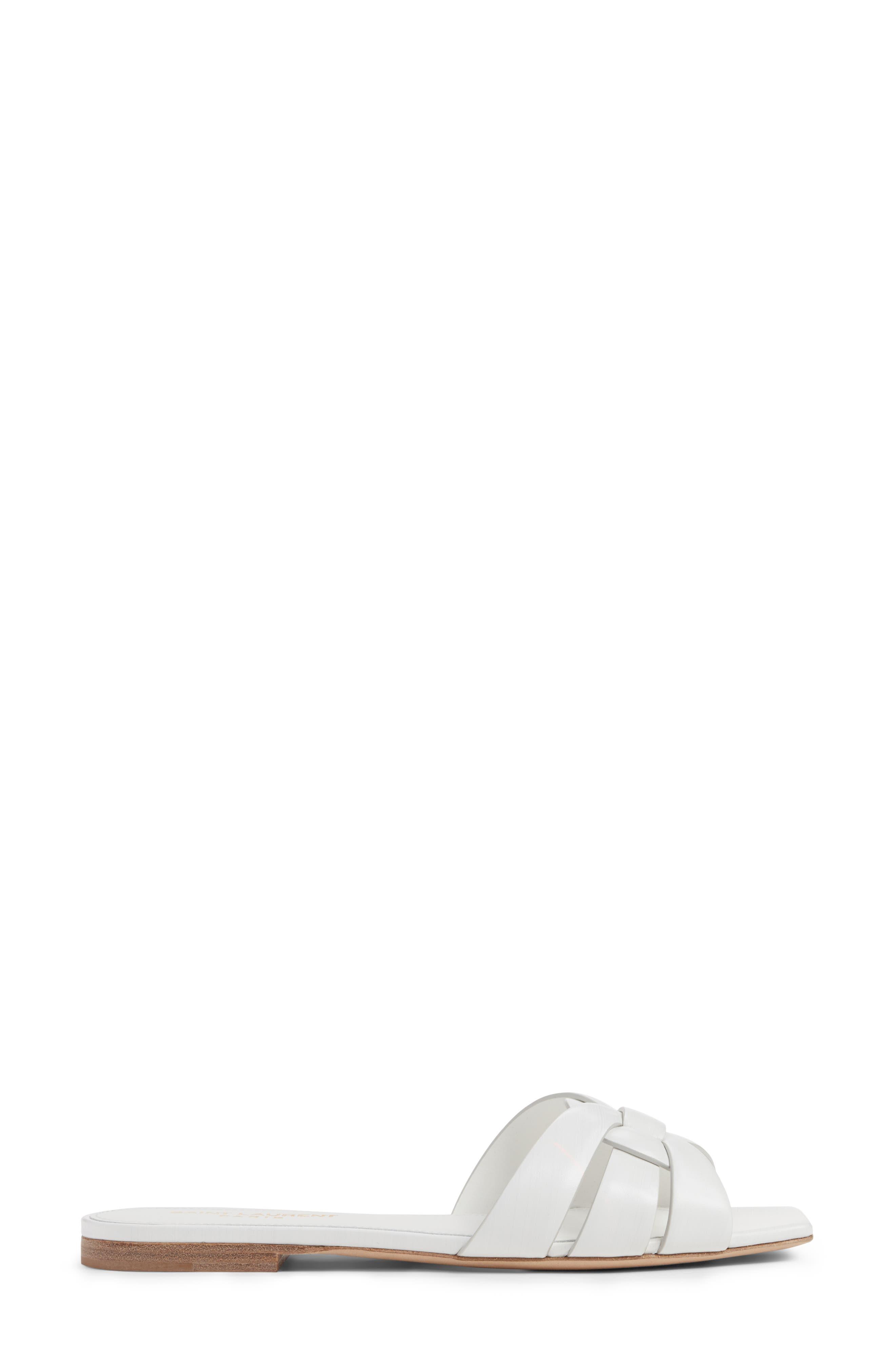 Alternate Image 2  - Saint Laurent Tribute Slide Sandal (Women)