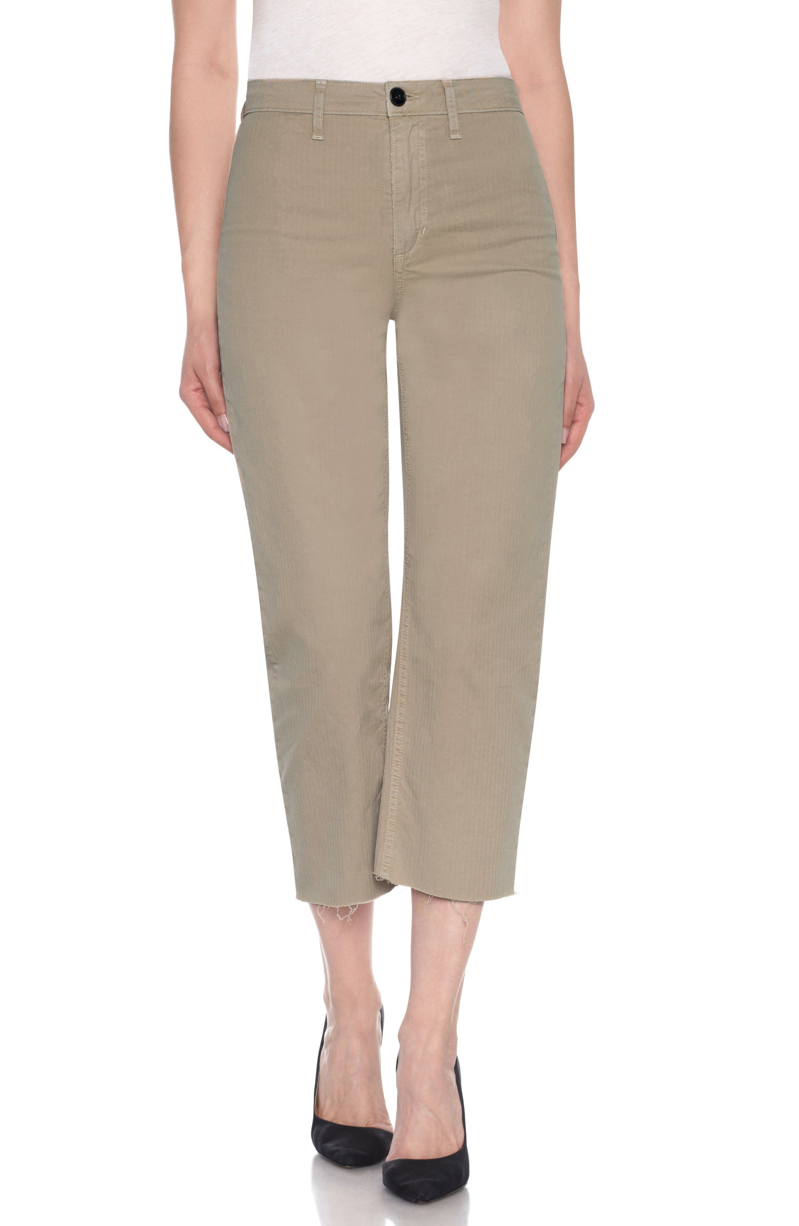 Joe's The Jane High Waist Crop Pants