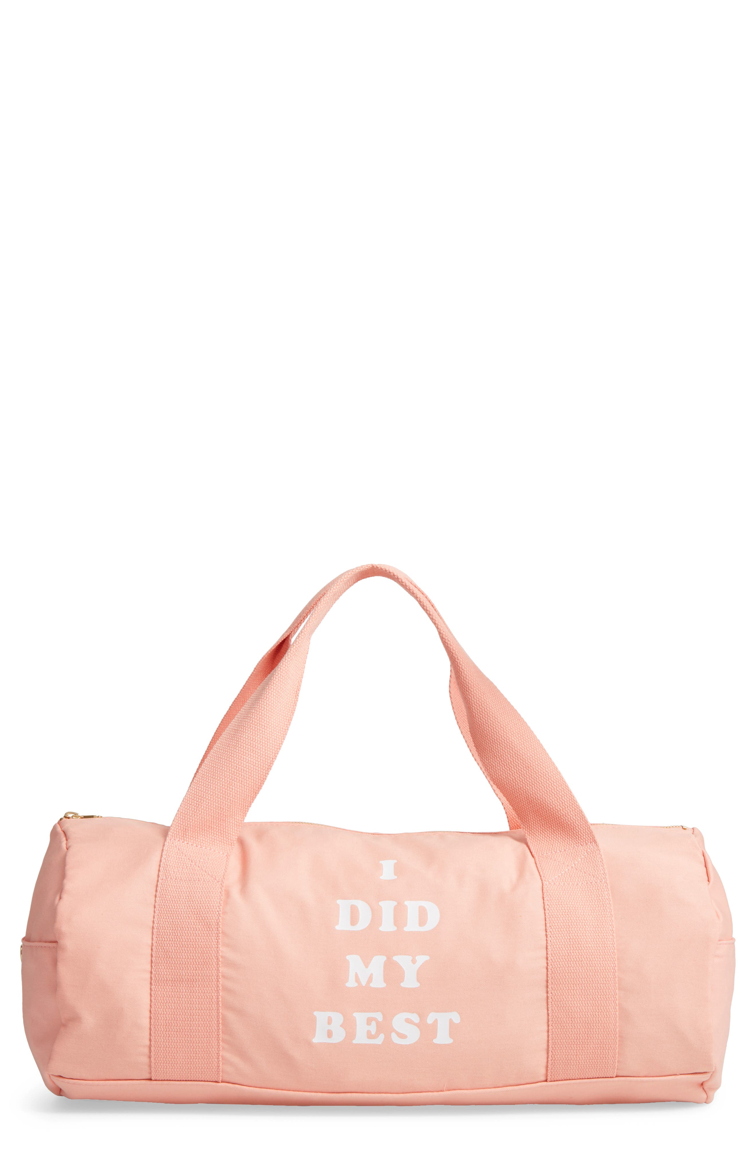 ban.do Work It Out - I Did My Best Gym Bag