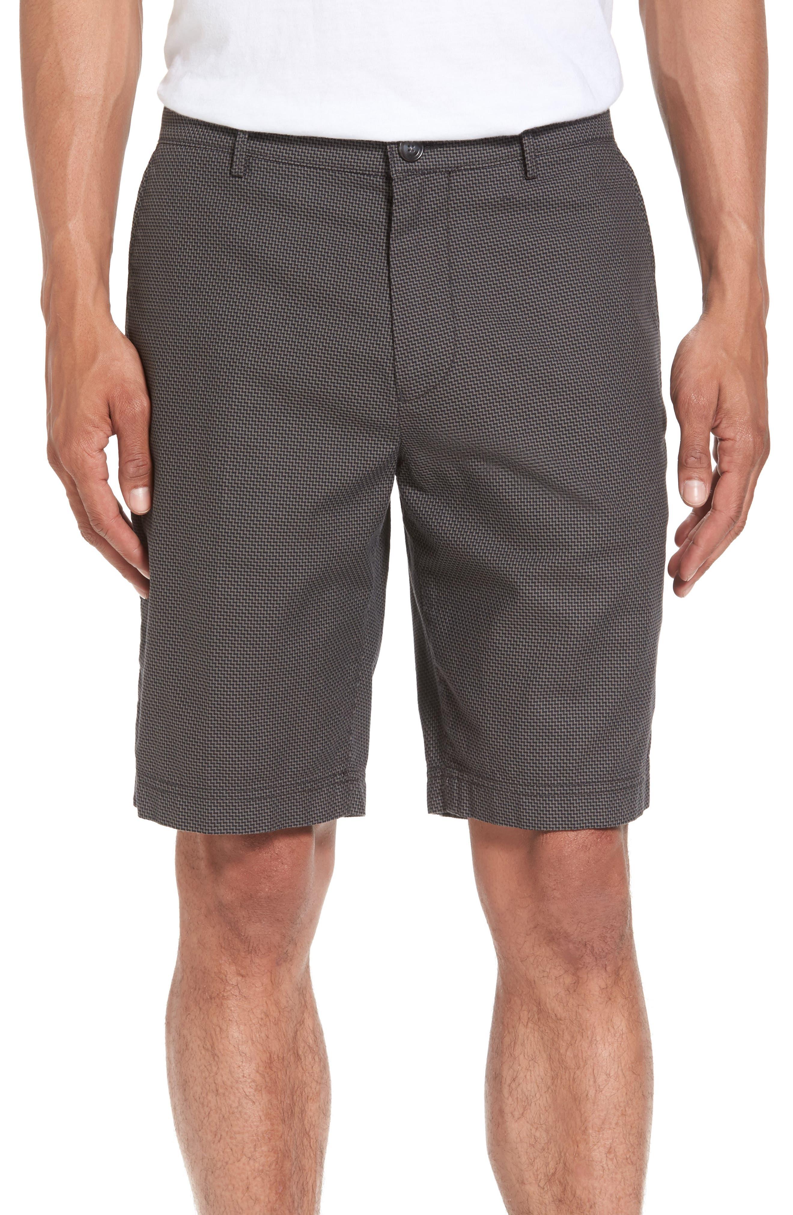 BOSS Crigan Pattern Shorts