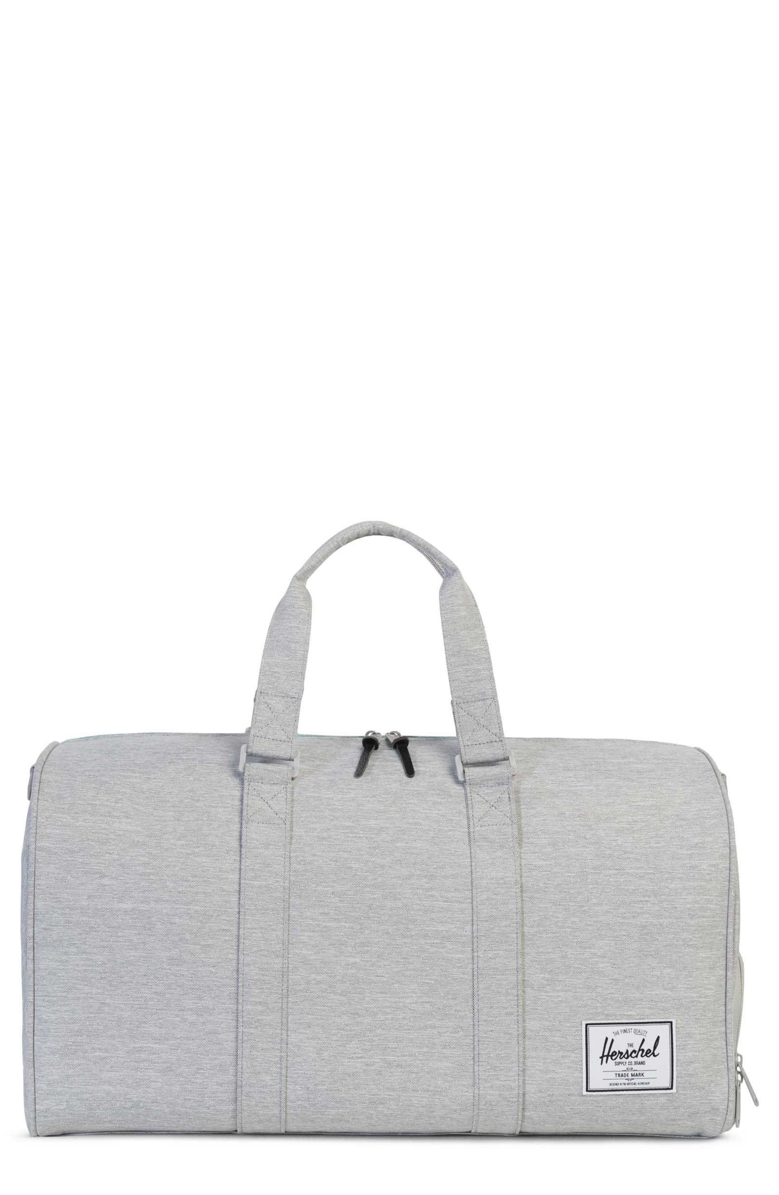 Herschel Supply Co. Novel Crosshatch Duffel Bag