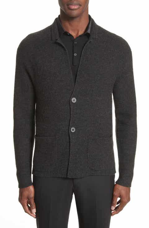 Lanvin Cashmere Sweater Jacket