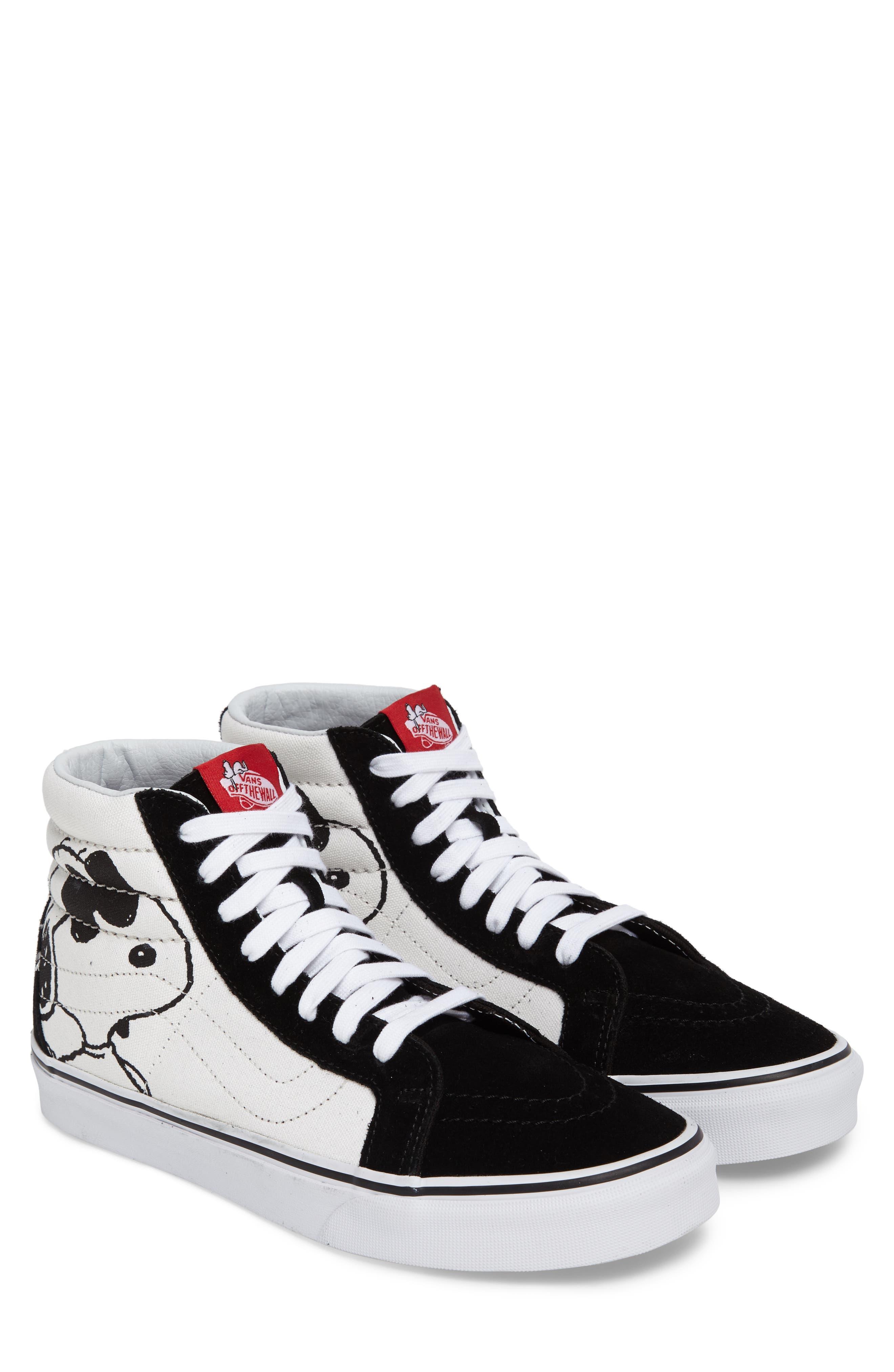 Vans x Peanuts SK8-HI Sneaker (Men)