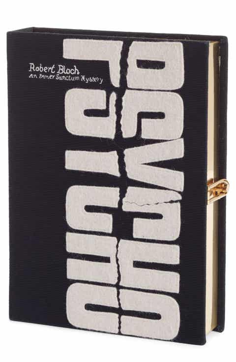 Olympia Le-Tan Hitchcock - 'Psycho' Book Clutch