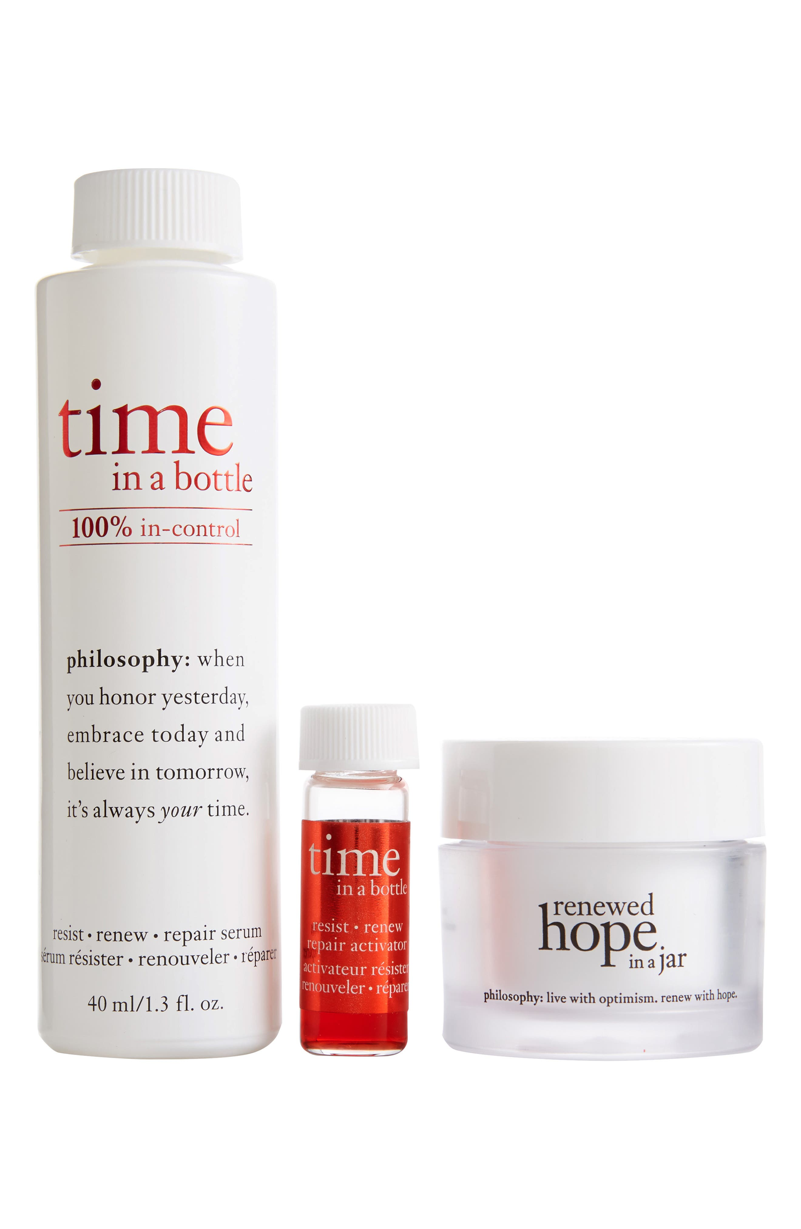 philosophy hydrating & glow renewing duo ($90 Value)