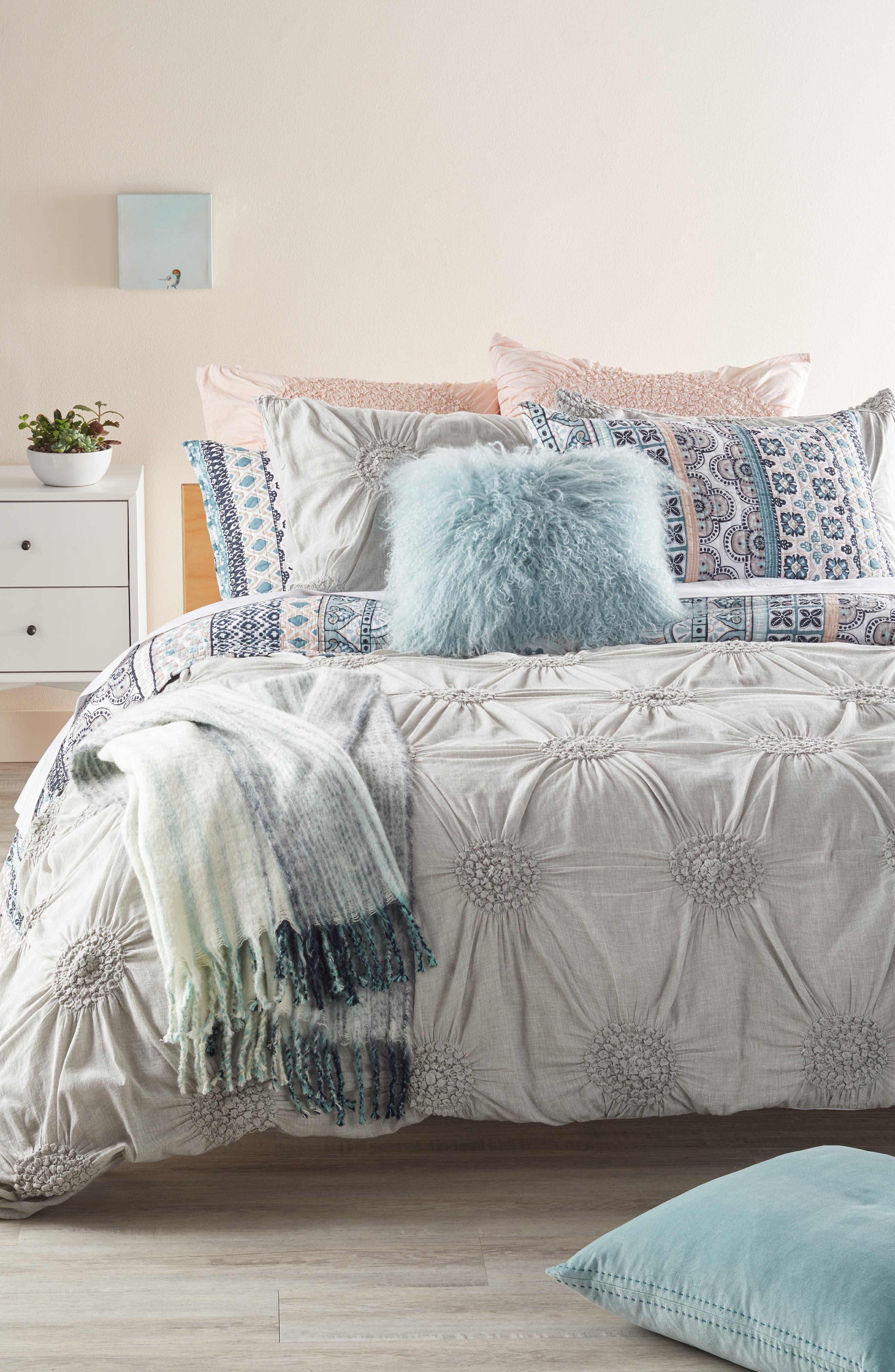 Nordstrom at Home Chloe & Levtex Addie Quilt Bedding Collection