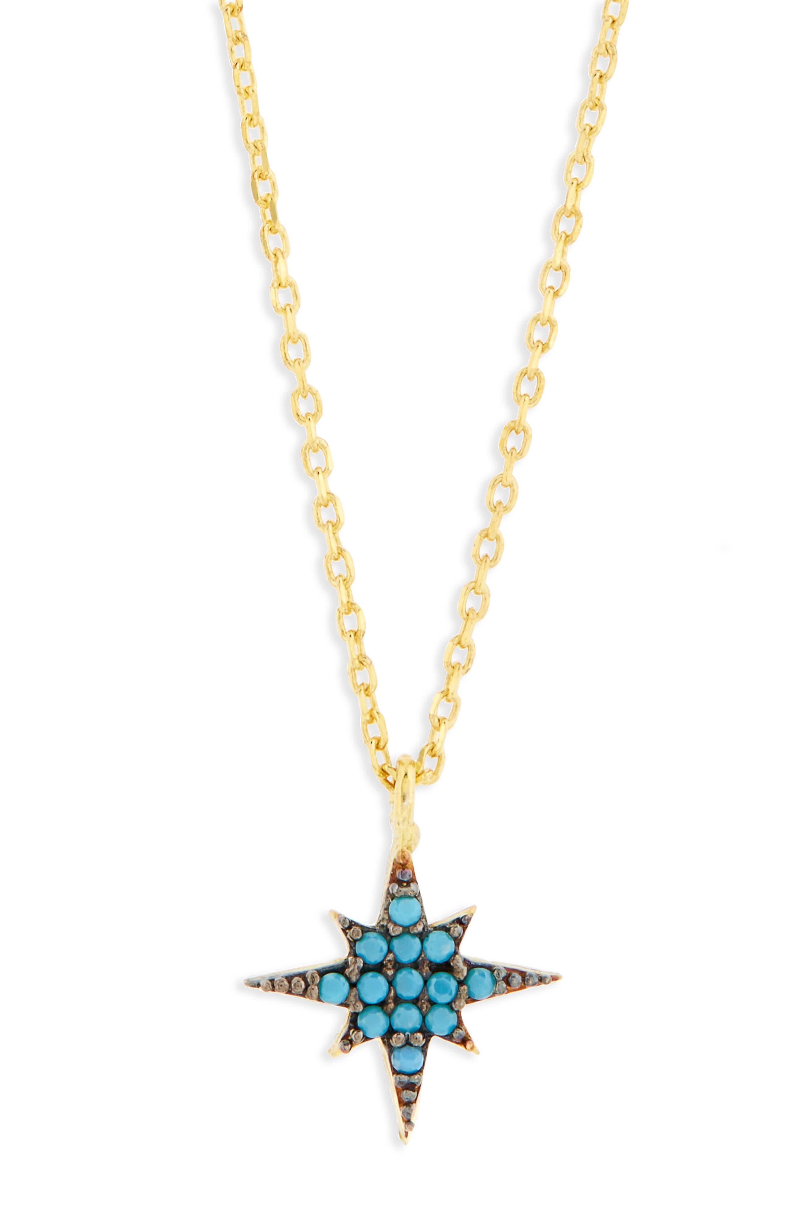 Karen London Blissful Pendant Necklace