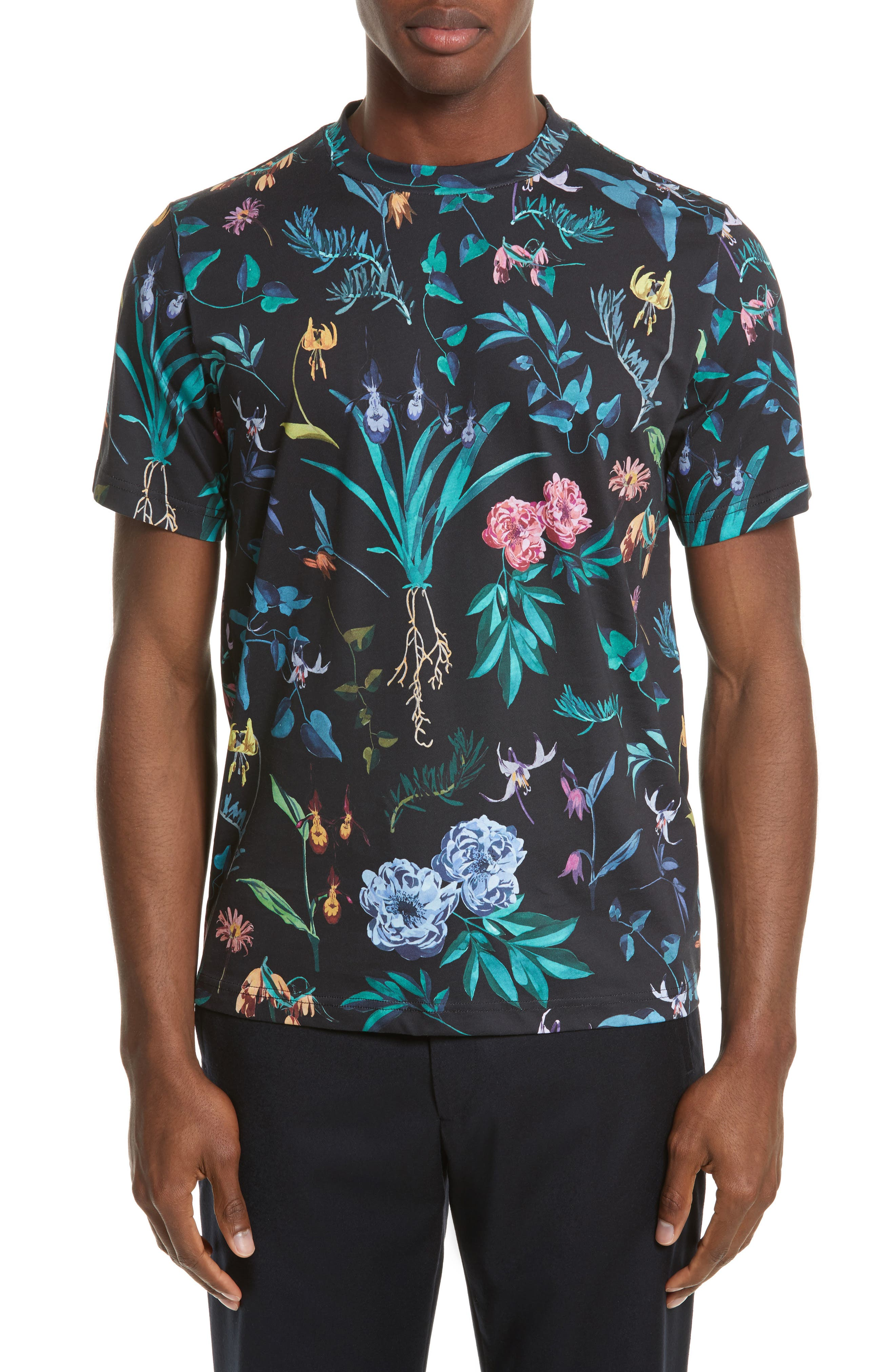 PS Paul Smith Print T-Shirt