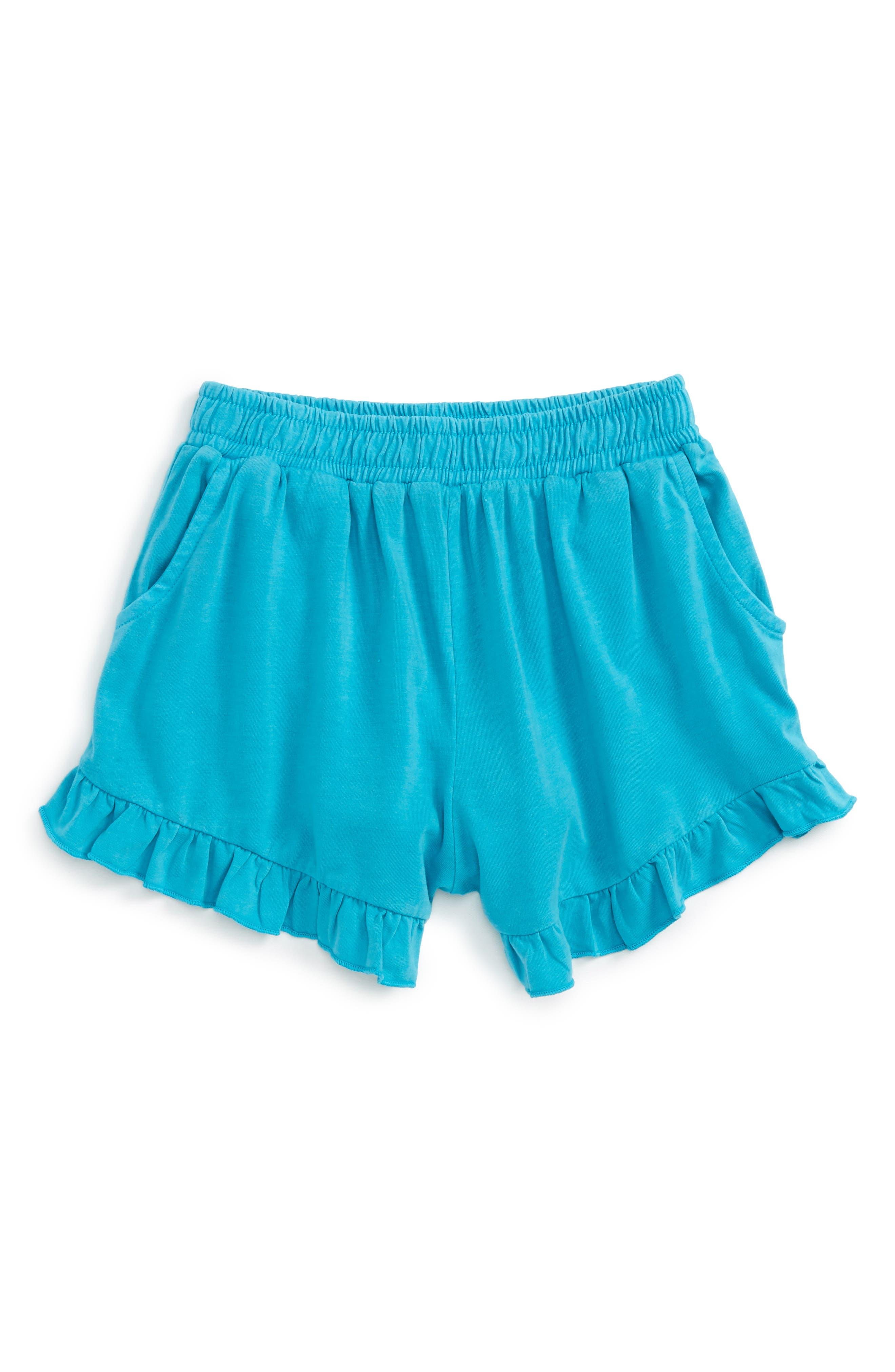 Tucker + Tate Ruffle Shorts (Toddler Girls, Little Girls & Big Girls)