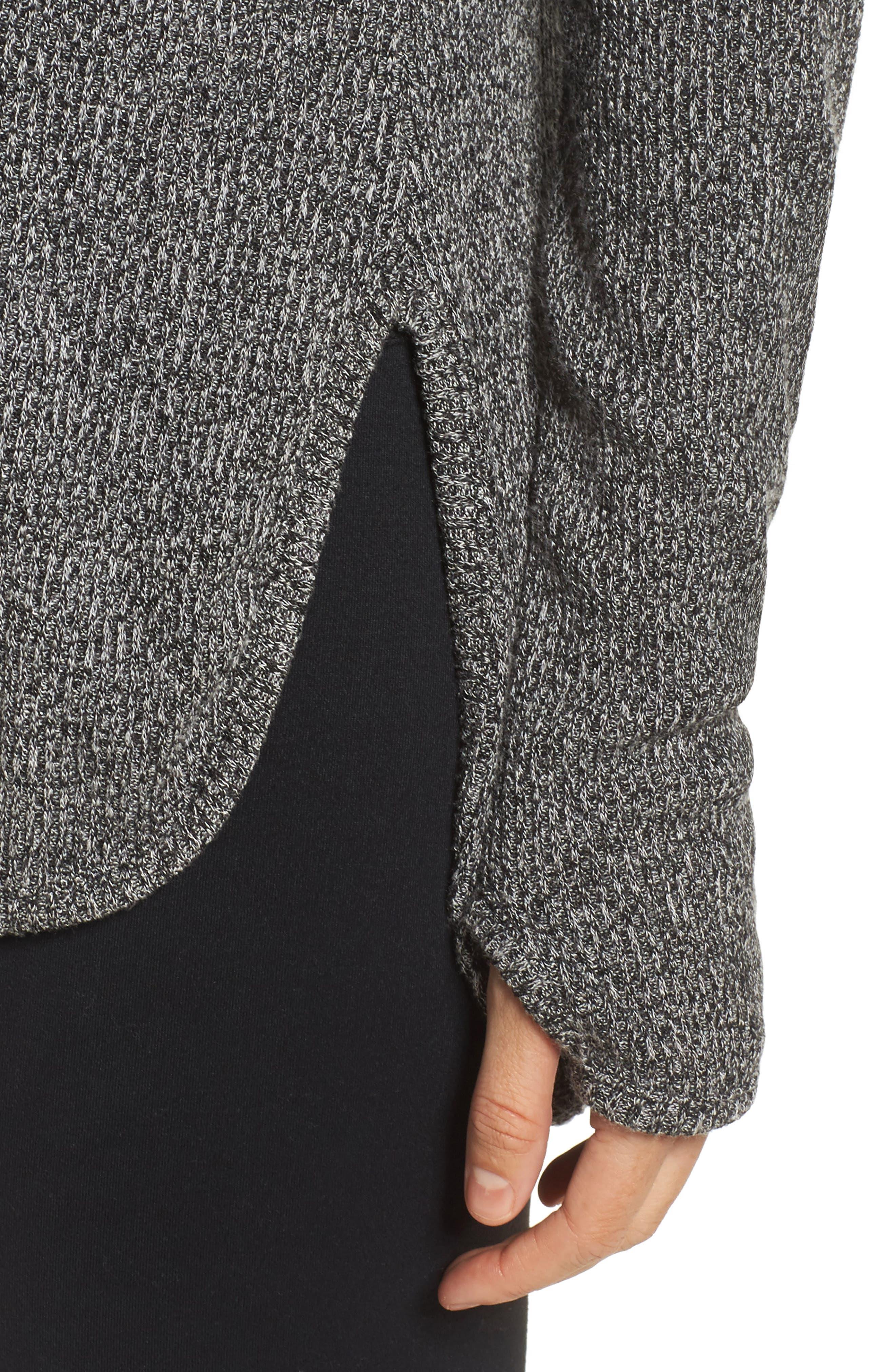 Alternate Image 4  - Zella Don't Sweat It Sweater