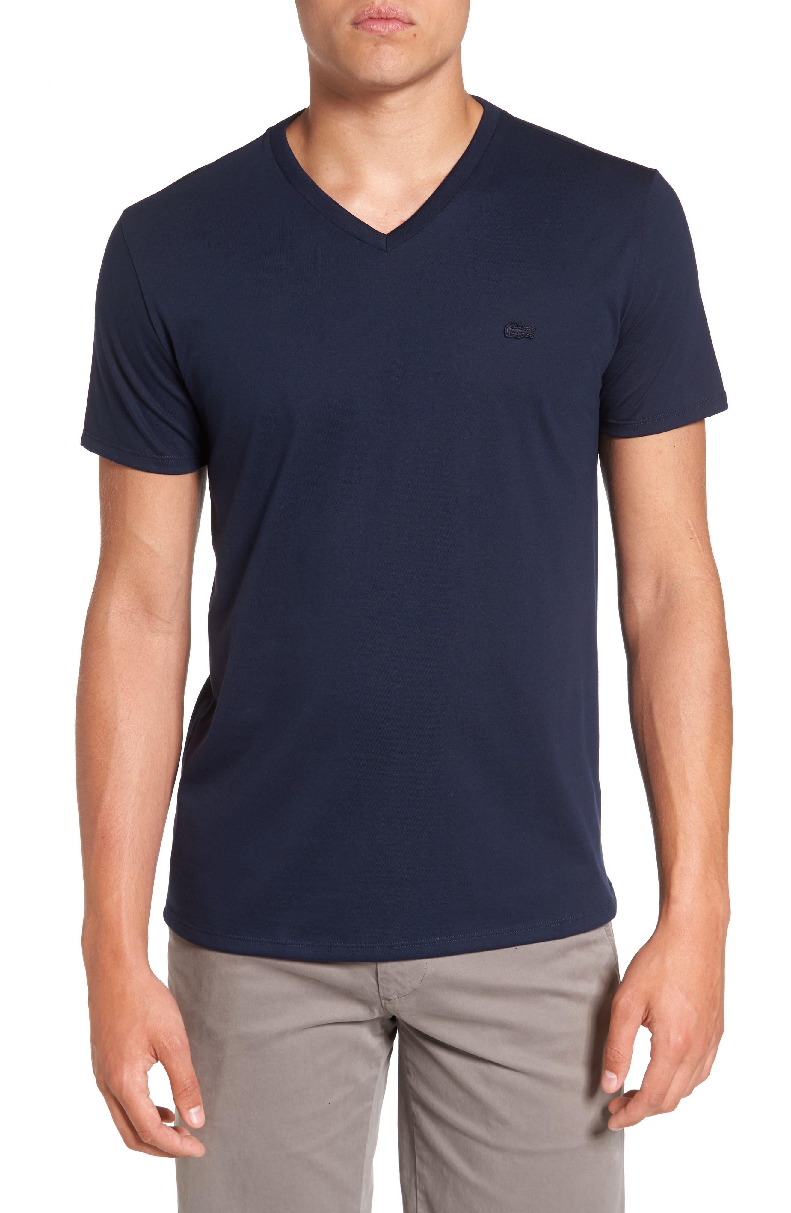 Lacoste Pima Cotton T-Shirt