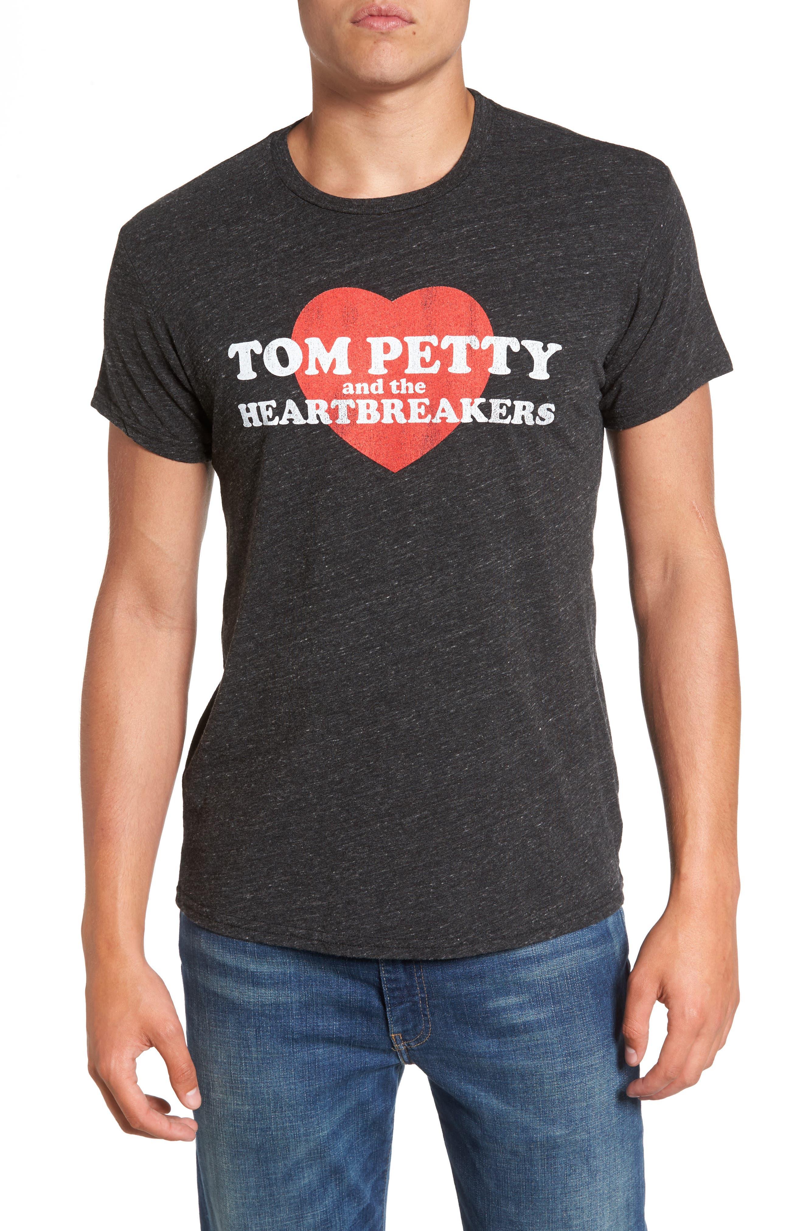 Retro Brand Tom Petty Graphic T-Shirt