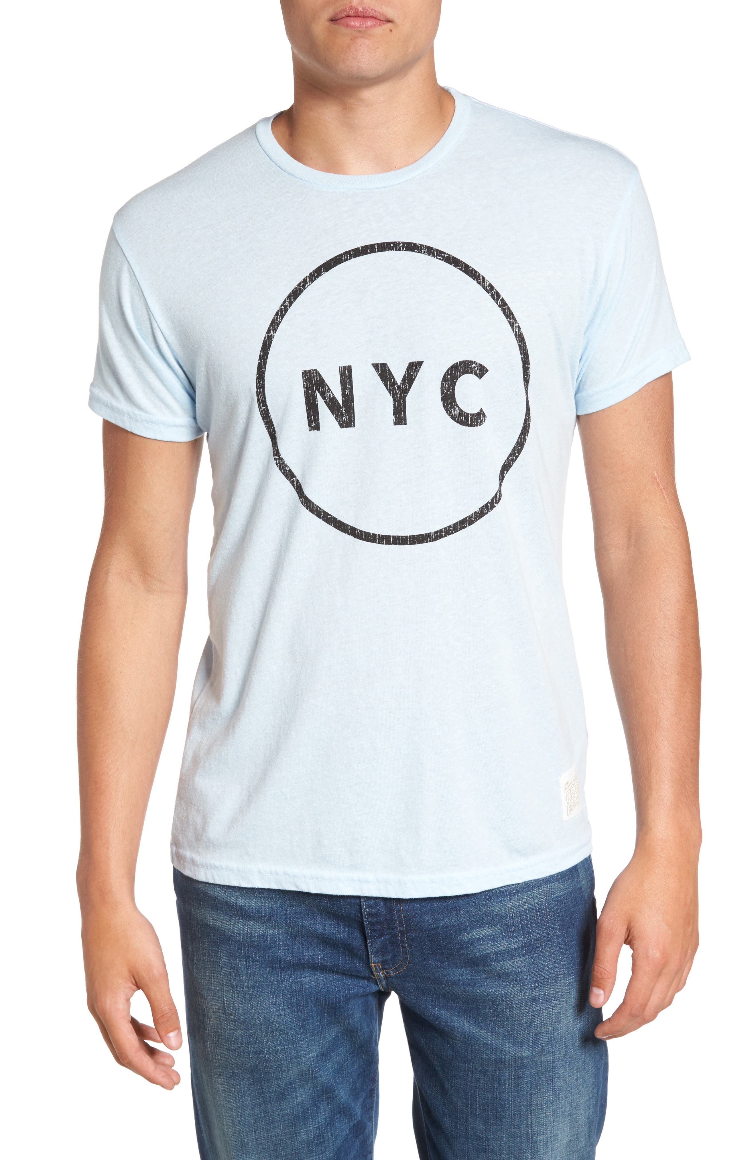 Retro Brand NYC Graphic T-Shirt