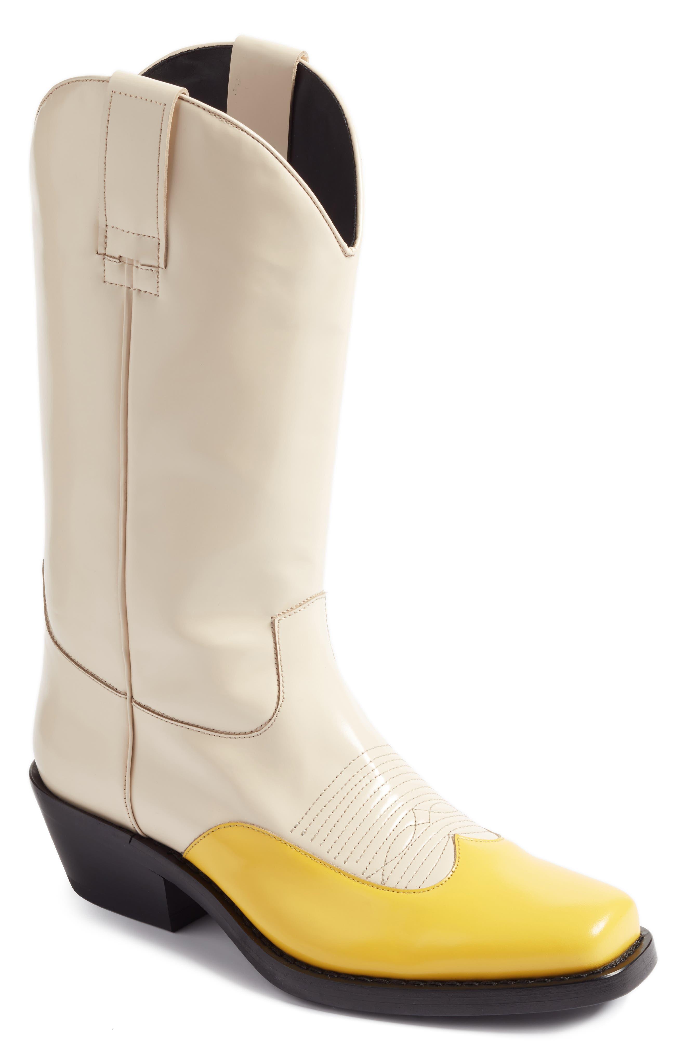 CALVIN KLEIN 205W39NYC Danella Western Boot (Women)