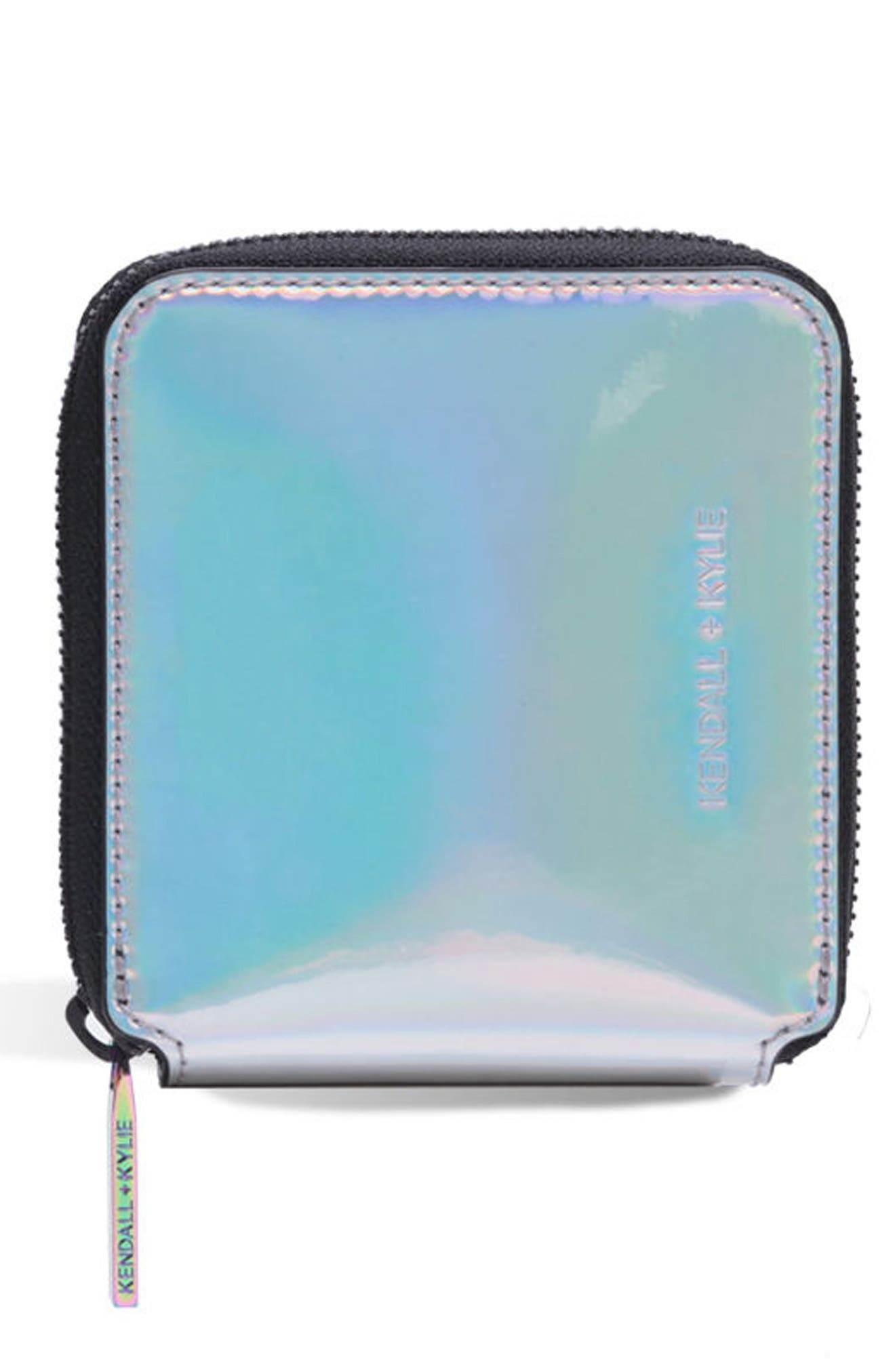 KENDALL + KYLIE Brodie Faux Leather Wallet