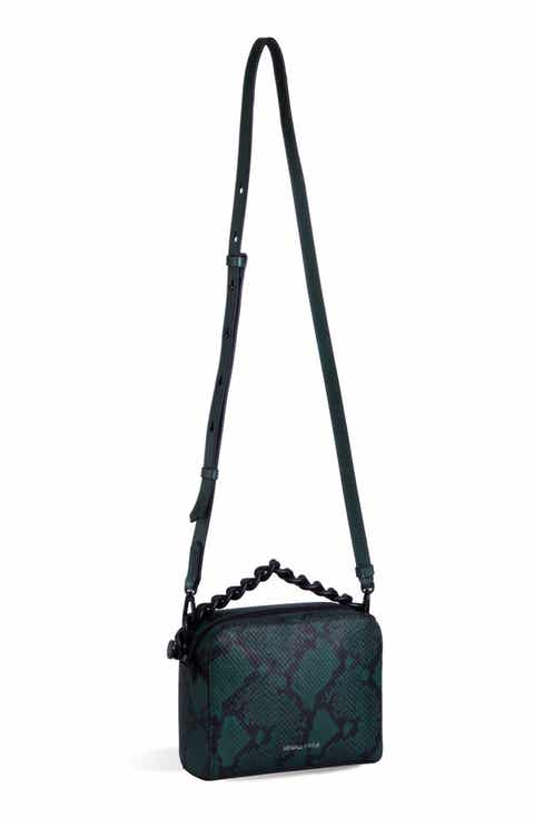 KENDALL   KYLIE Lucy Leather Crossbody Bag