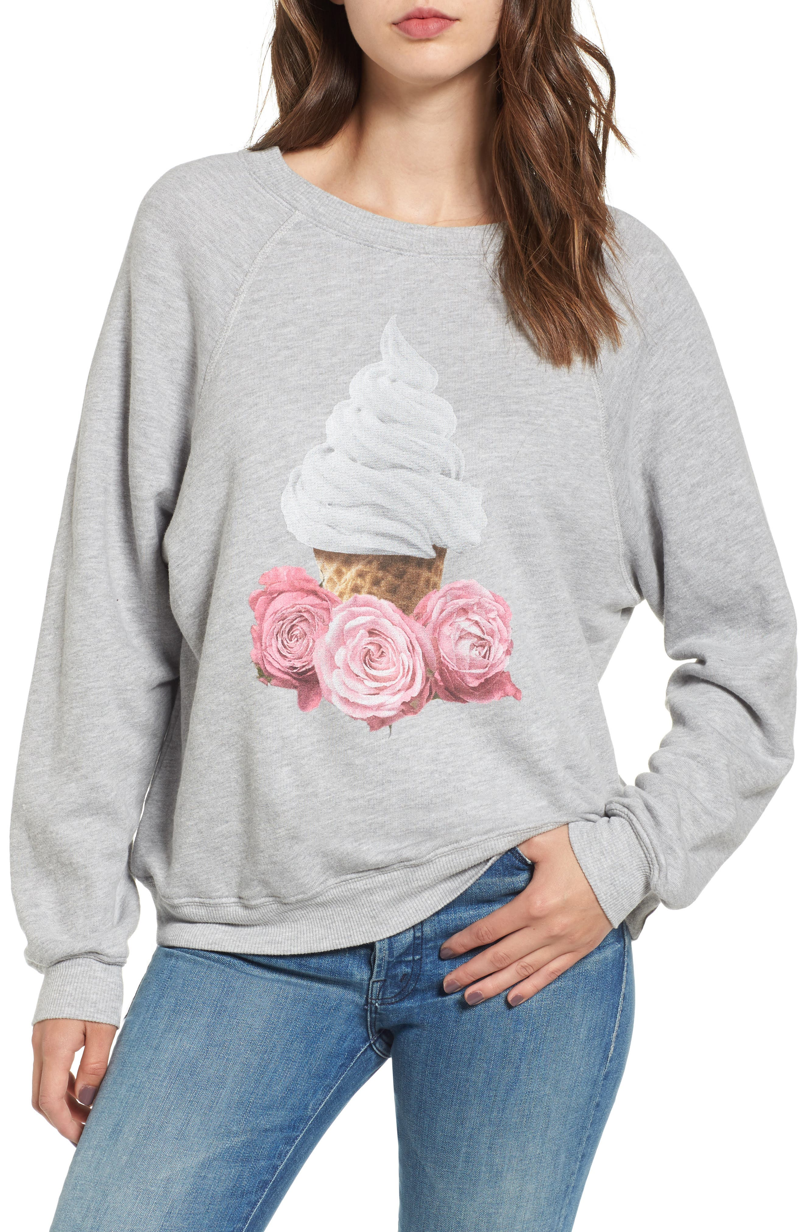 Wildfox Sommers - Soft Serve Shrine Sweater