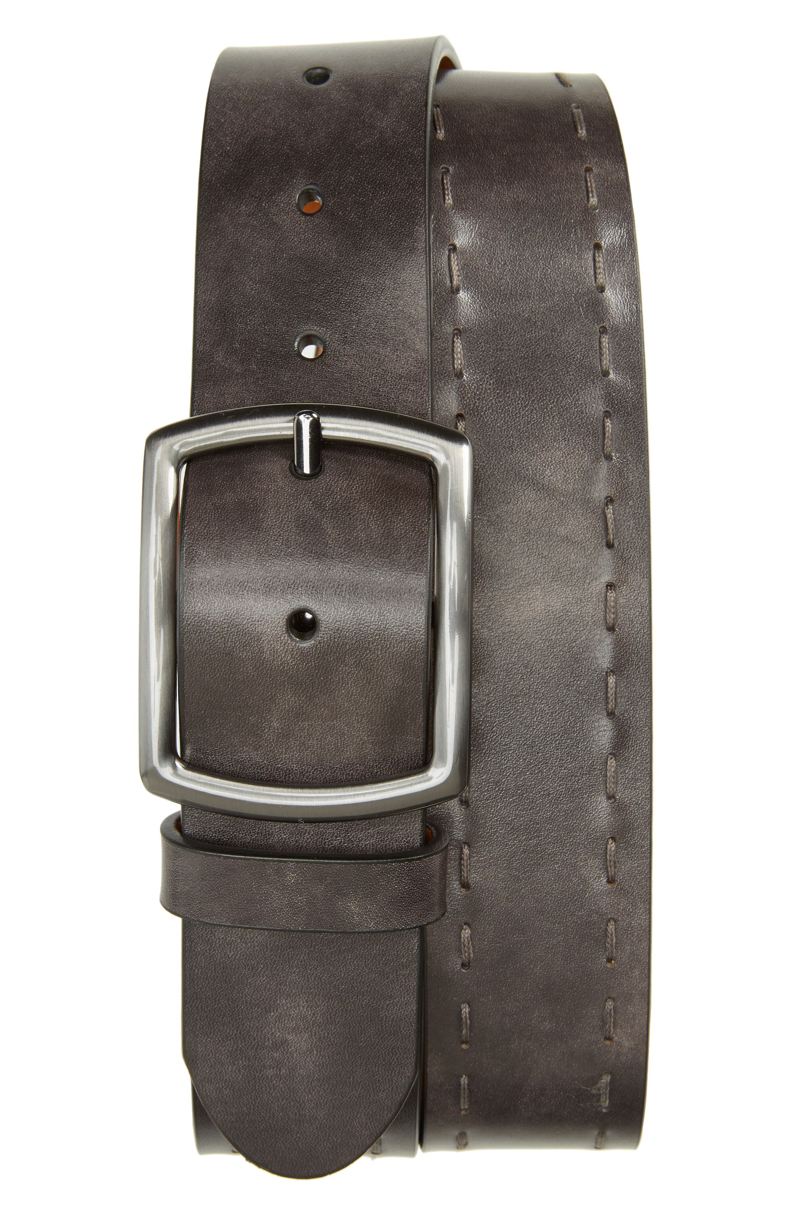 Magnanni Guodi Leather Belt