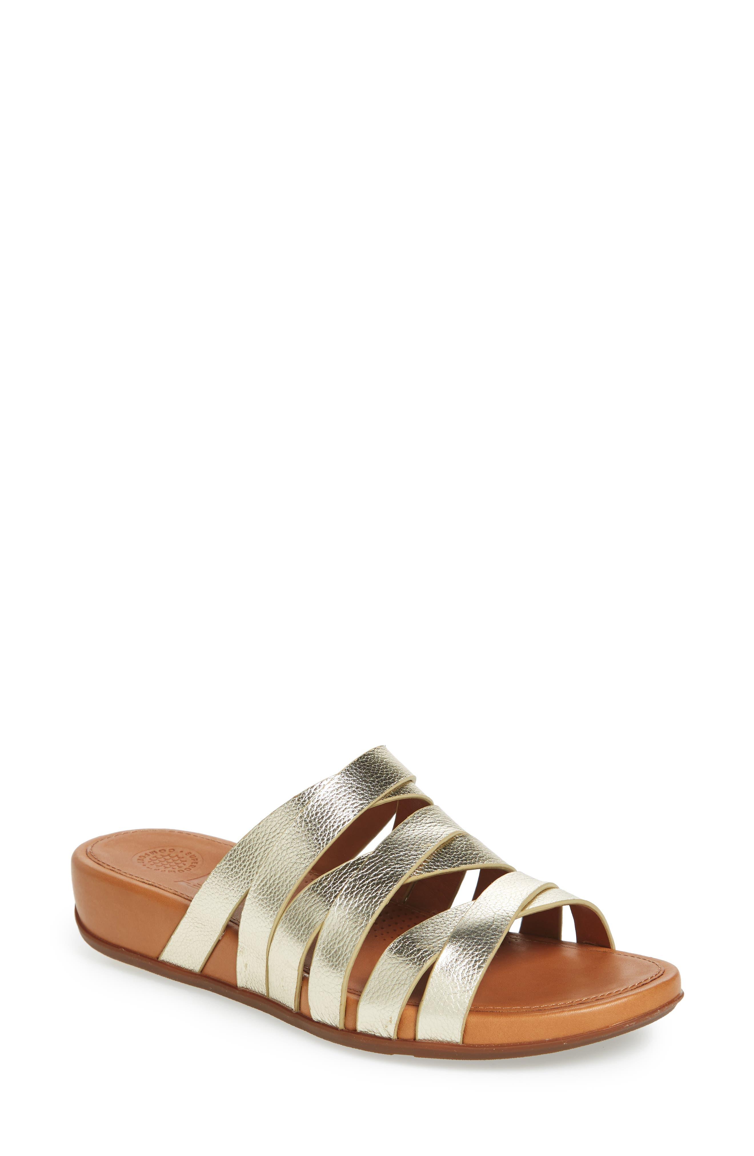 FitFlop™ Lumy Slide Sandal (Women)