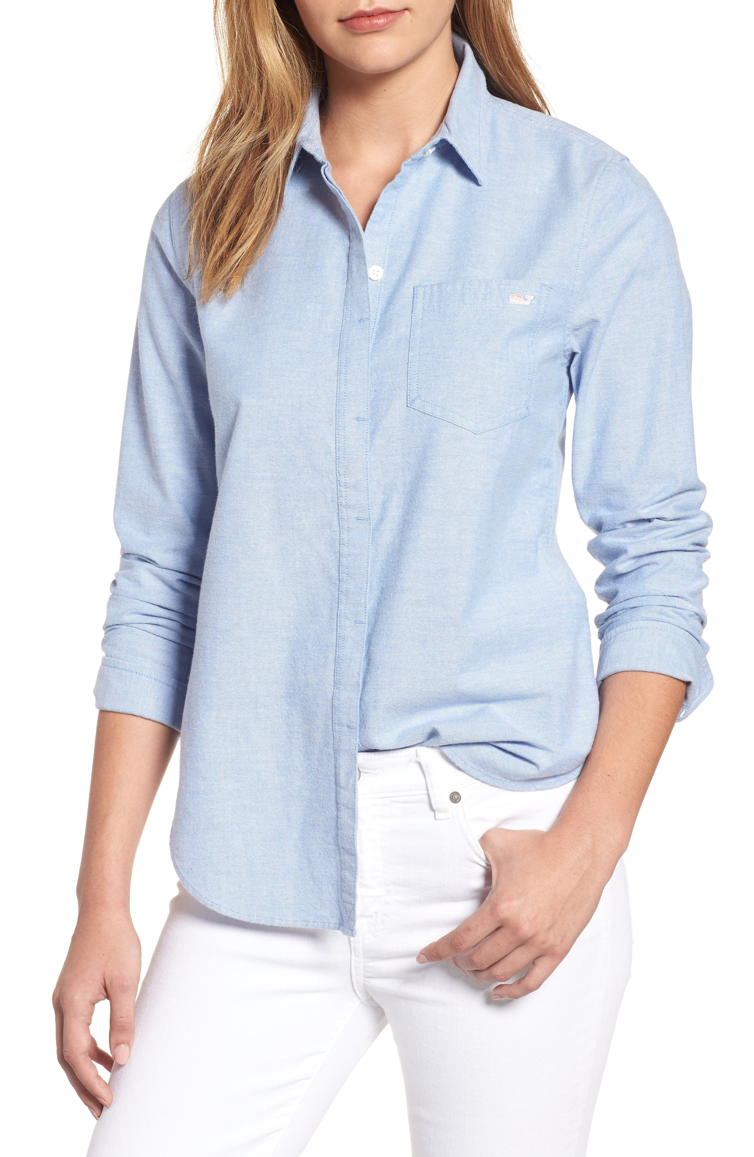 Vineyard Vines Relaxed Fit Oxford Shirt