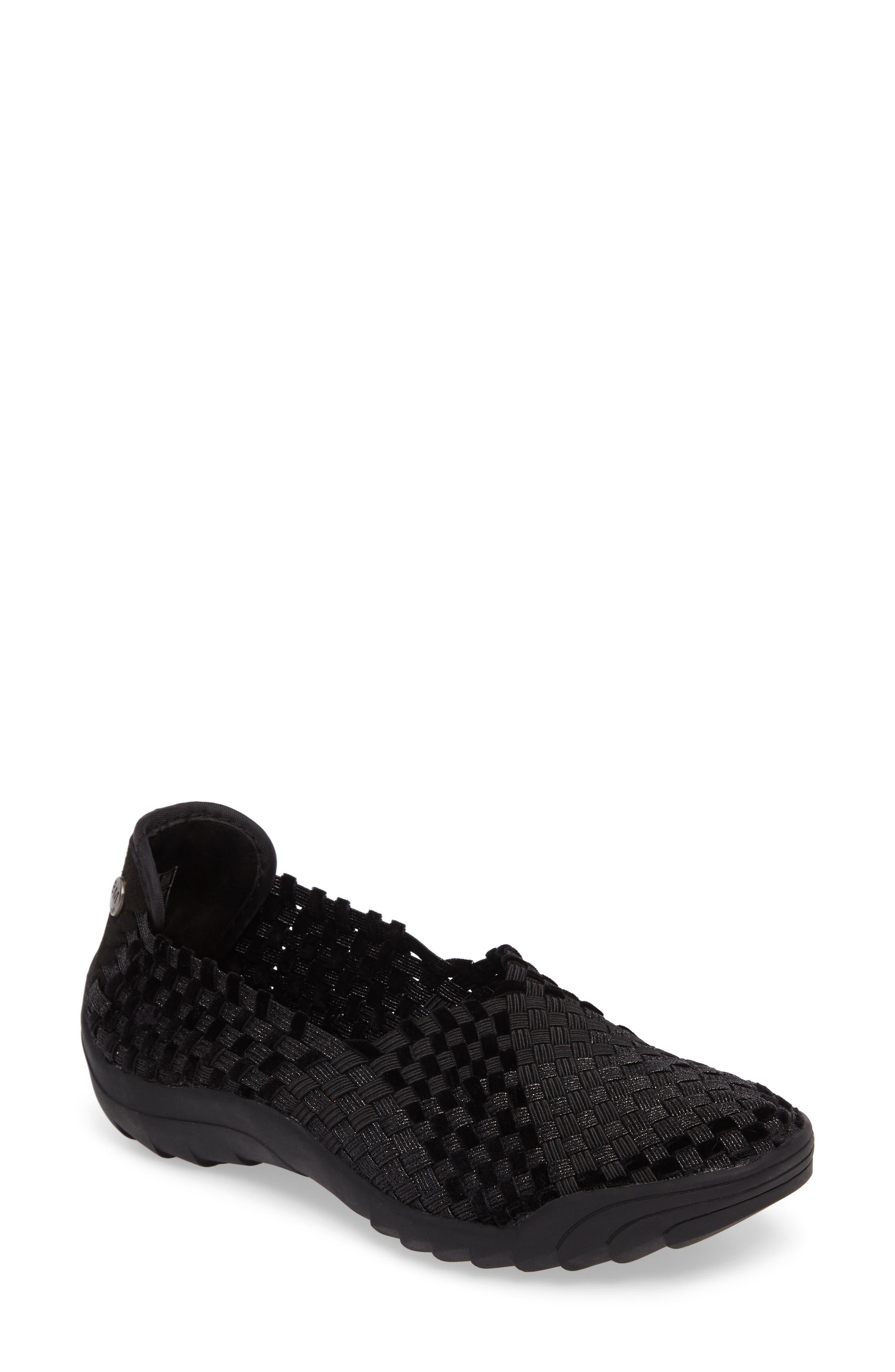 bernie mev. Rigged Fly Slip-On Sneaker (Women)