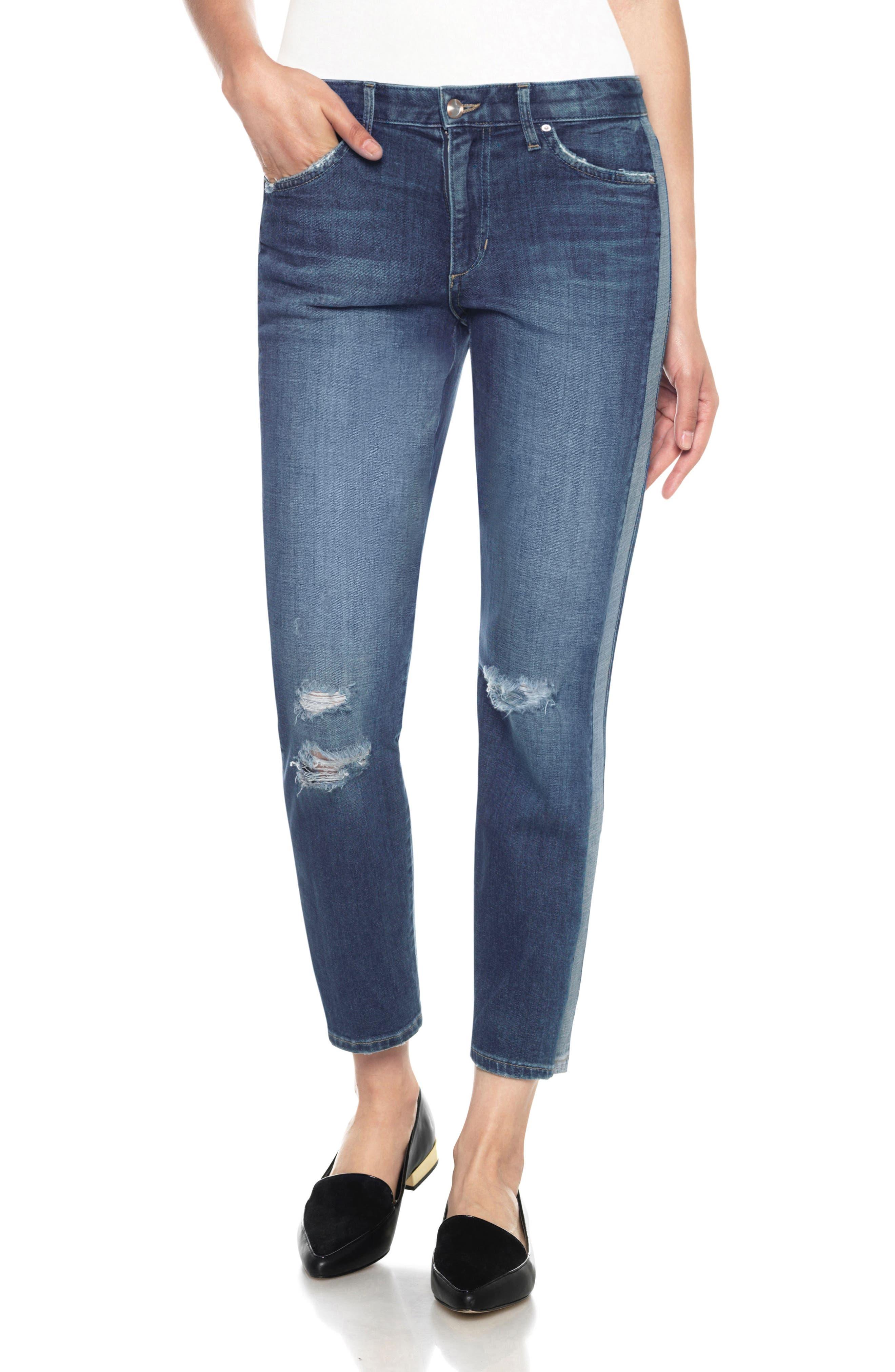 Joe's Kass Crop Skinny Jeans