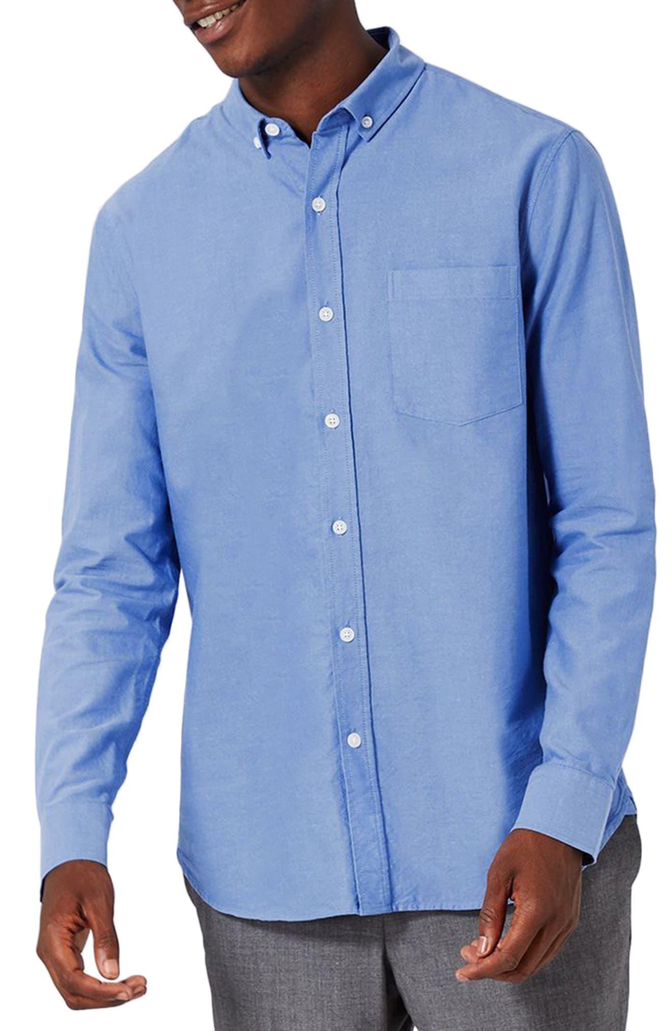 Topman Oxford Shirt
