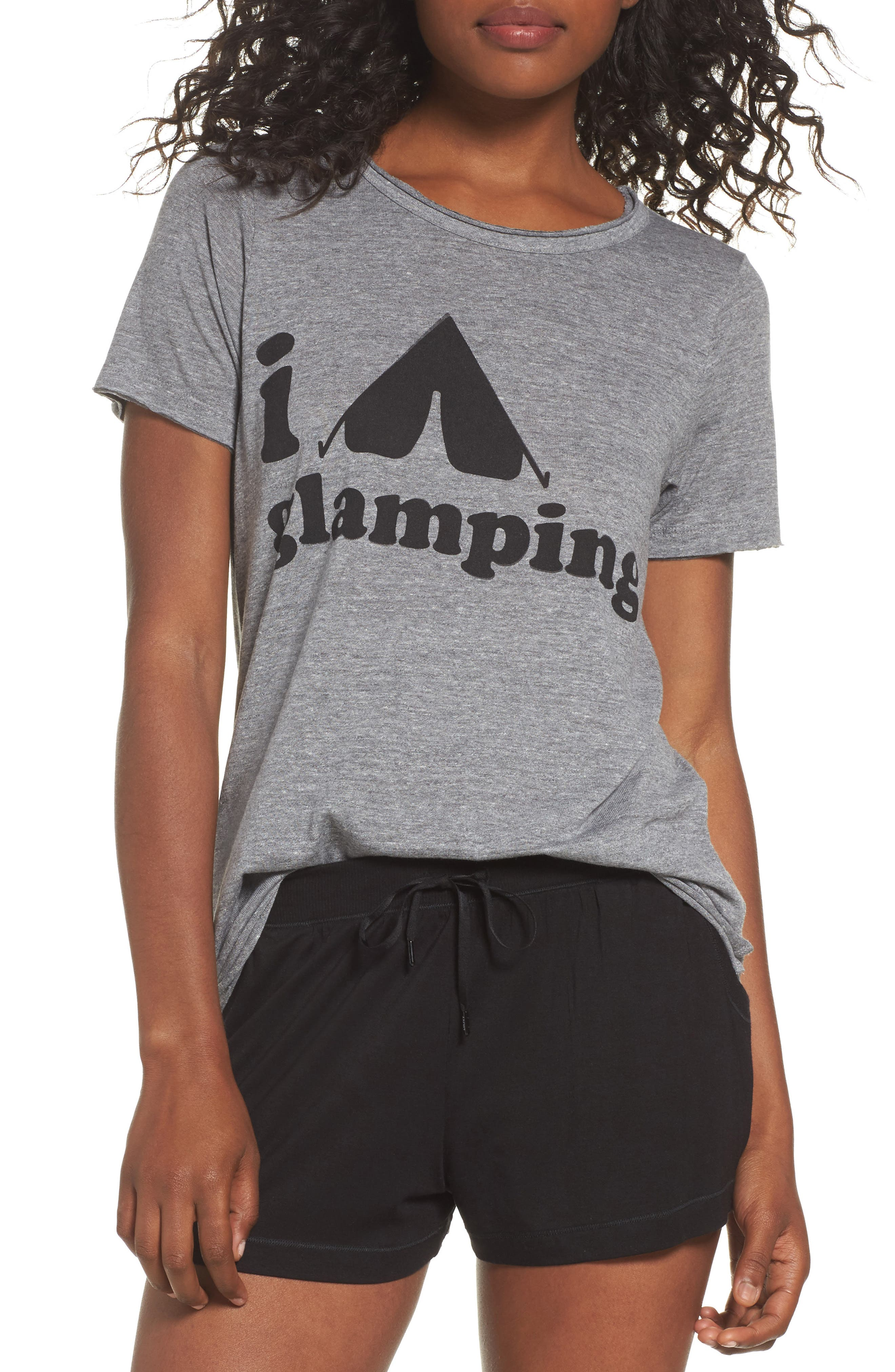 Chaser I Heart Glamping Tee