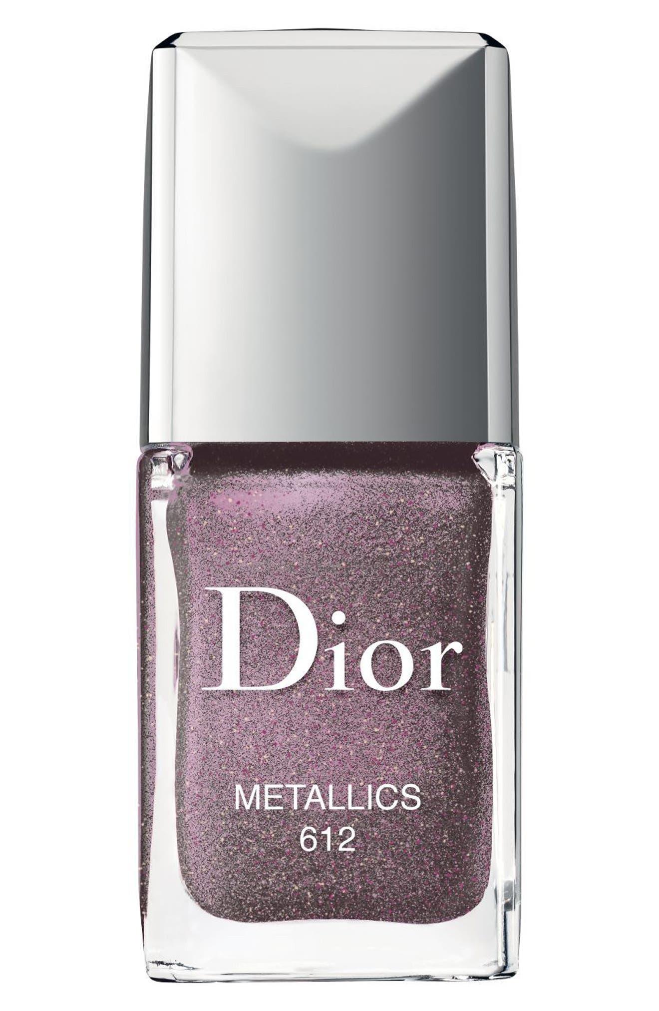 Dior Vernis Gel Shine & Long Wear Nail Lacquer