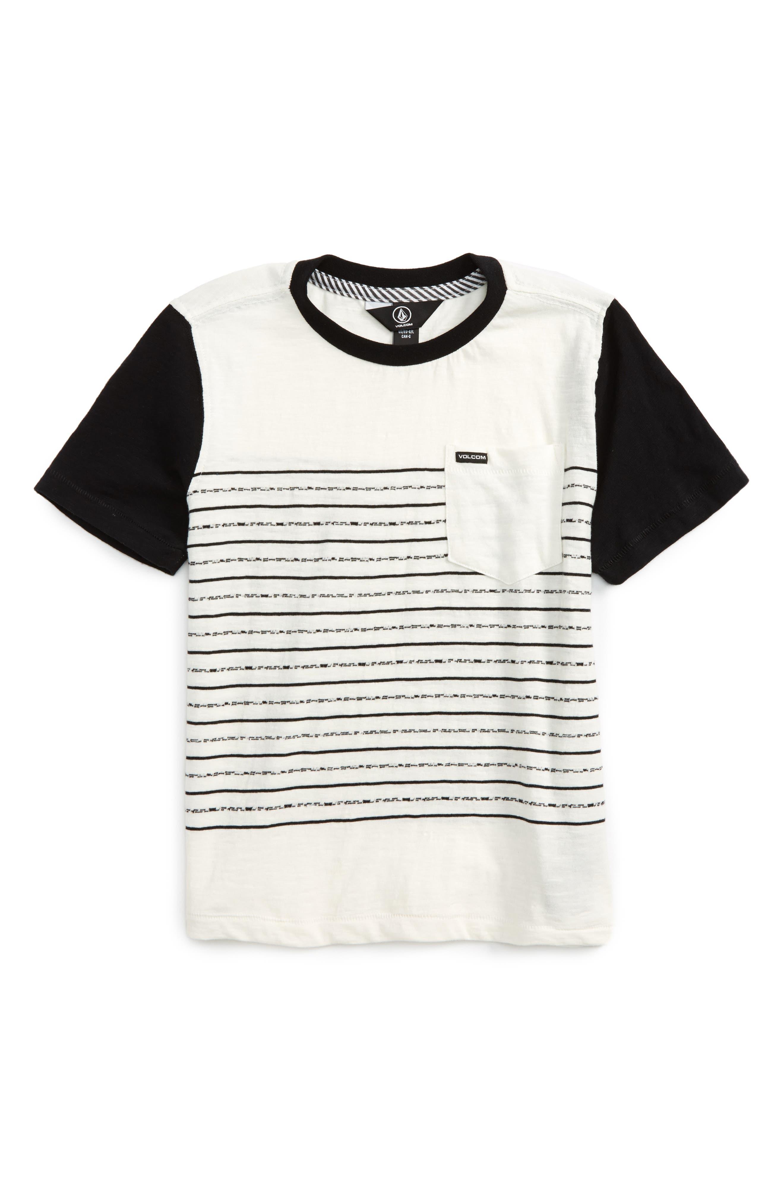 Volcom Threezy T-Shirt (Toddler Boys & Little Boys)