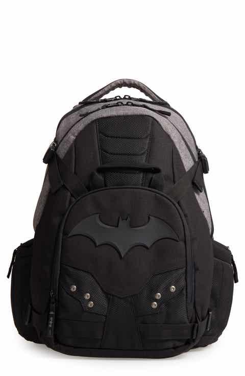 DC Comics Batman Backpack (Big Kids)