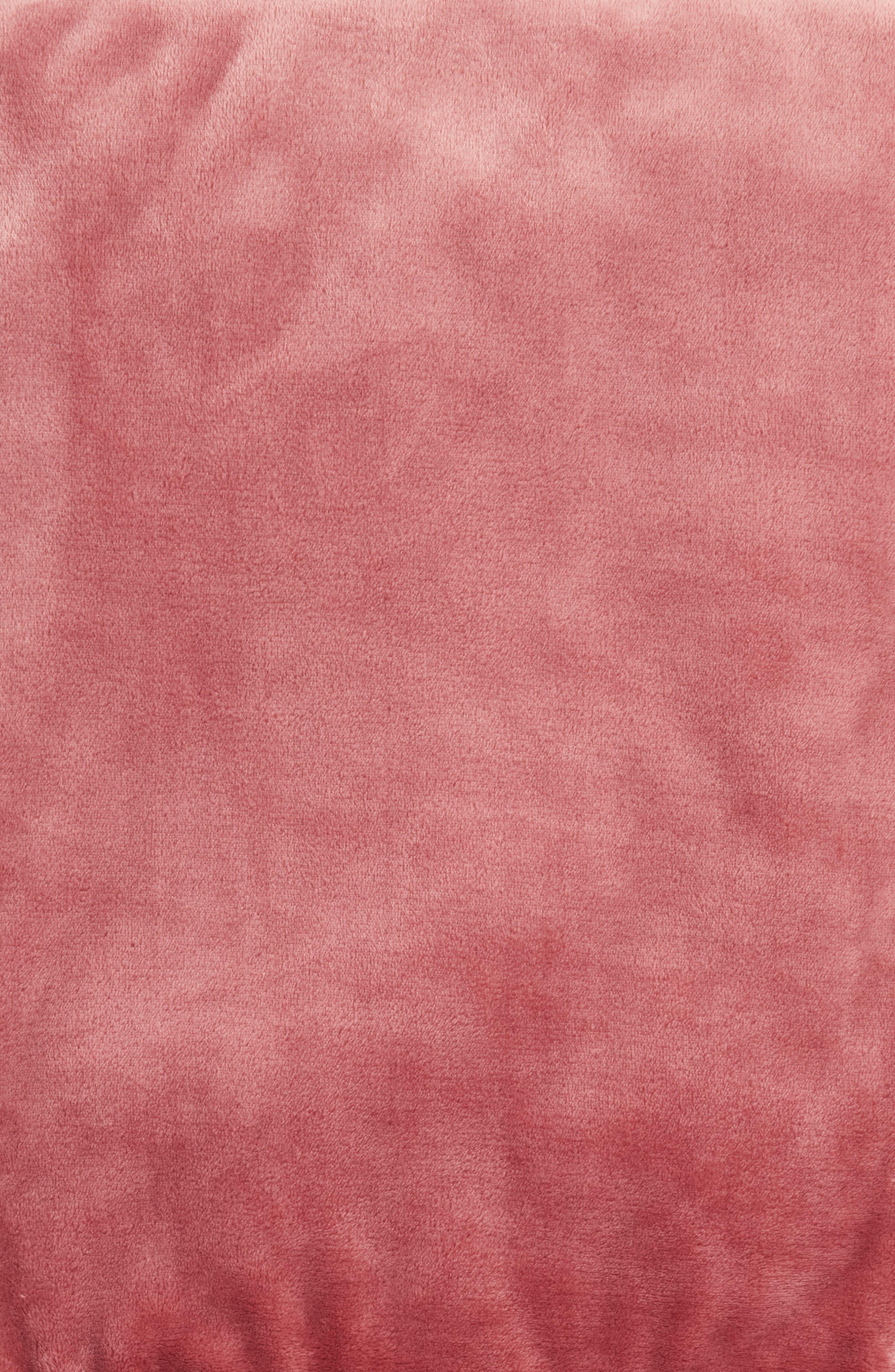 Alternate Image 2  - Kennebunk Home 'Bliss' Plush Throw