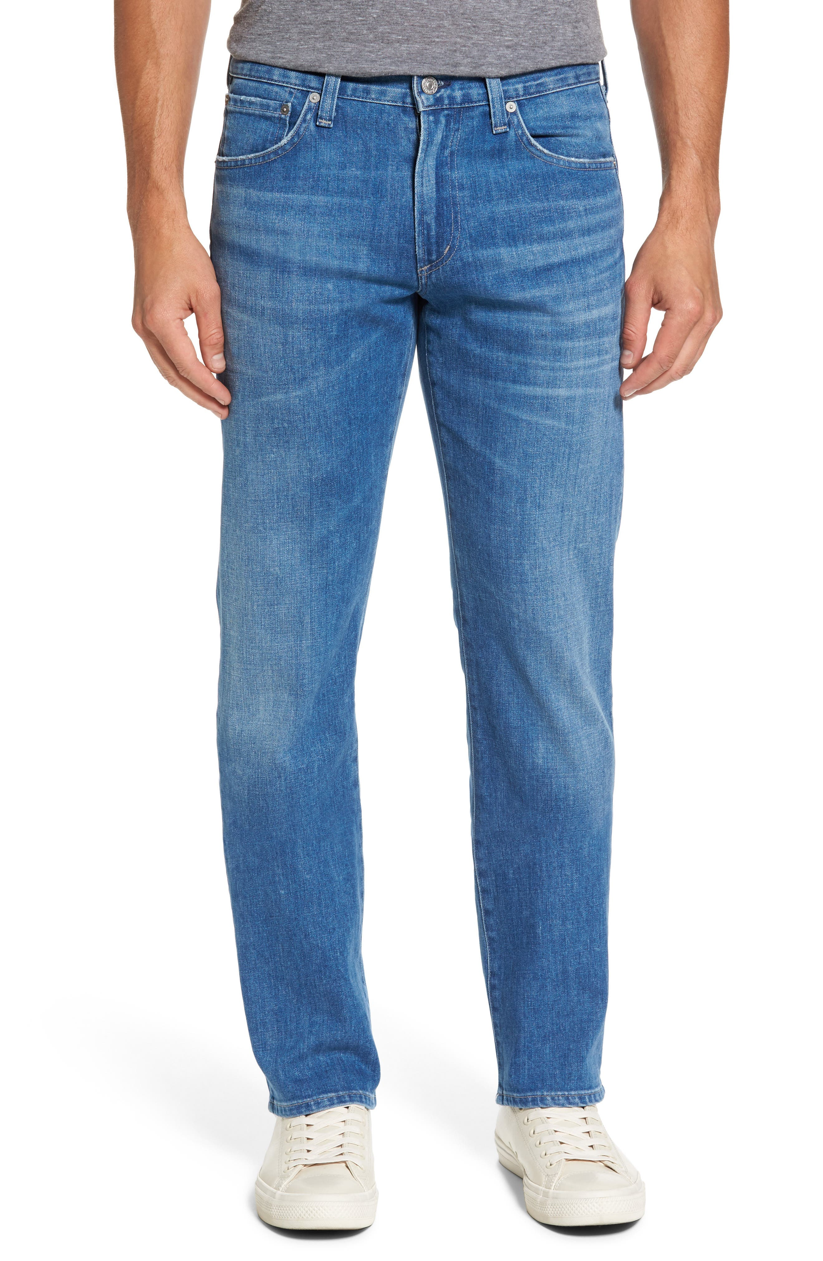 Citizens of Humanity Sid Straight Fit Jeans (Conford)