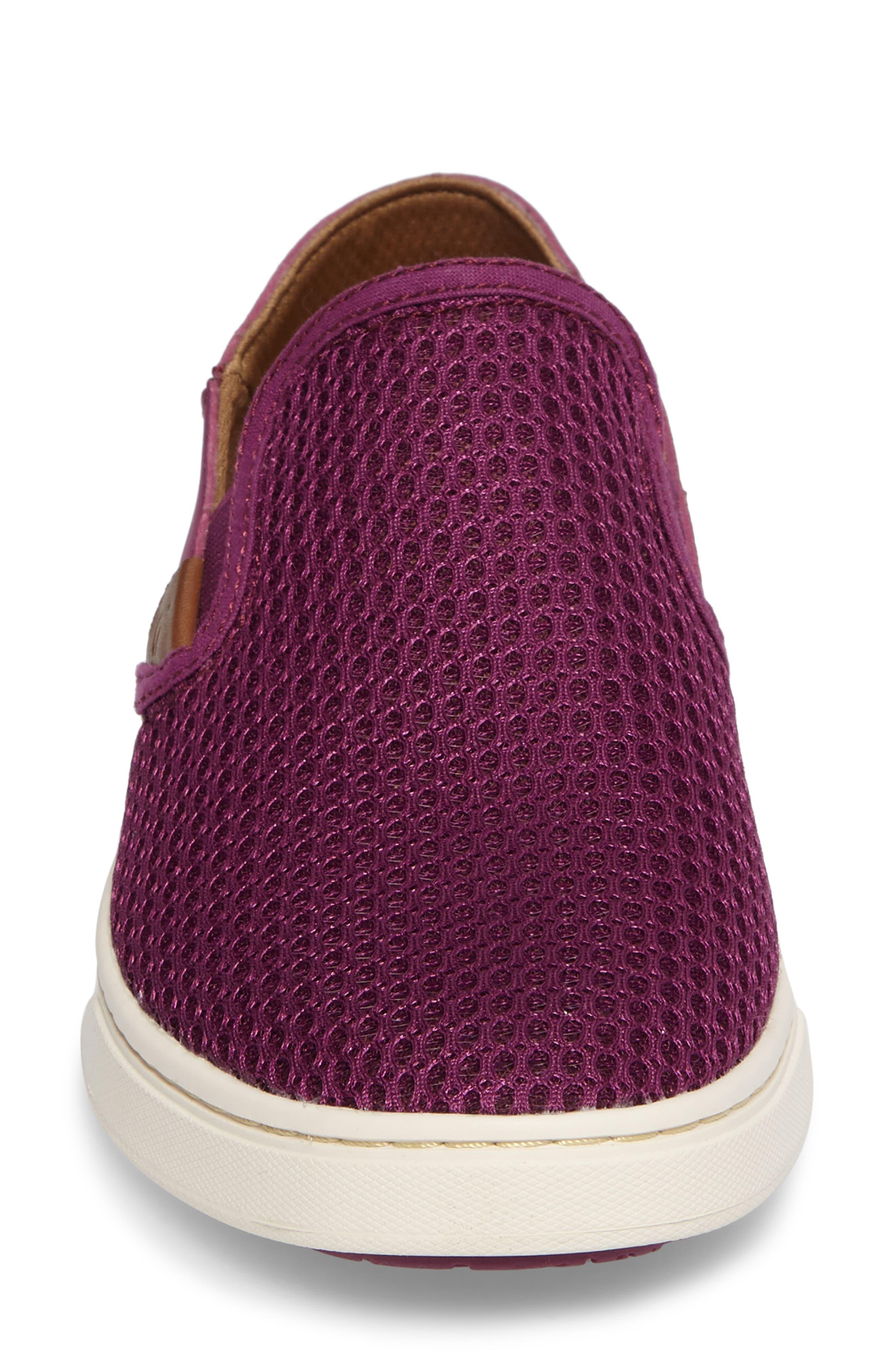Alternate Image 4  - OluKai 'Pehuea' Slip-On Sneaker (Women)