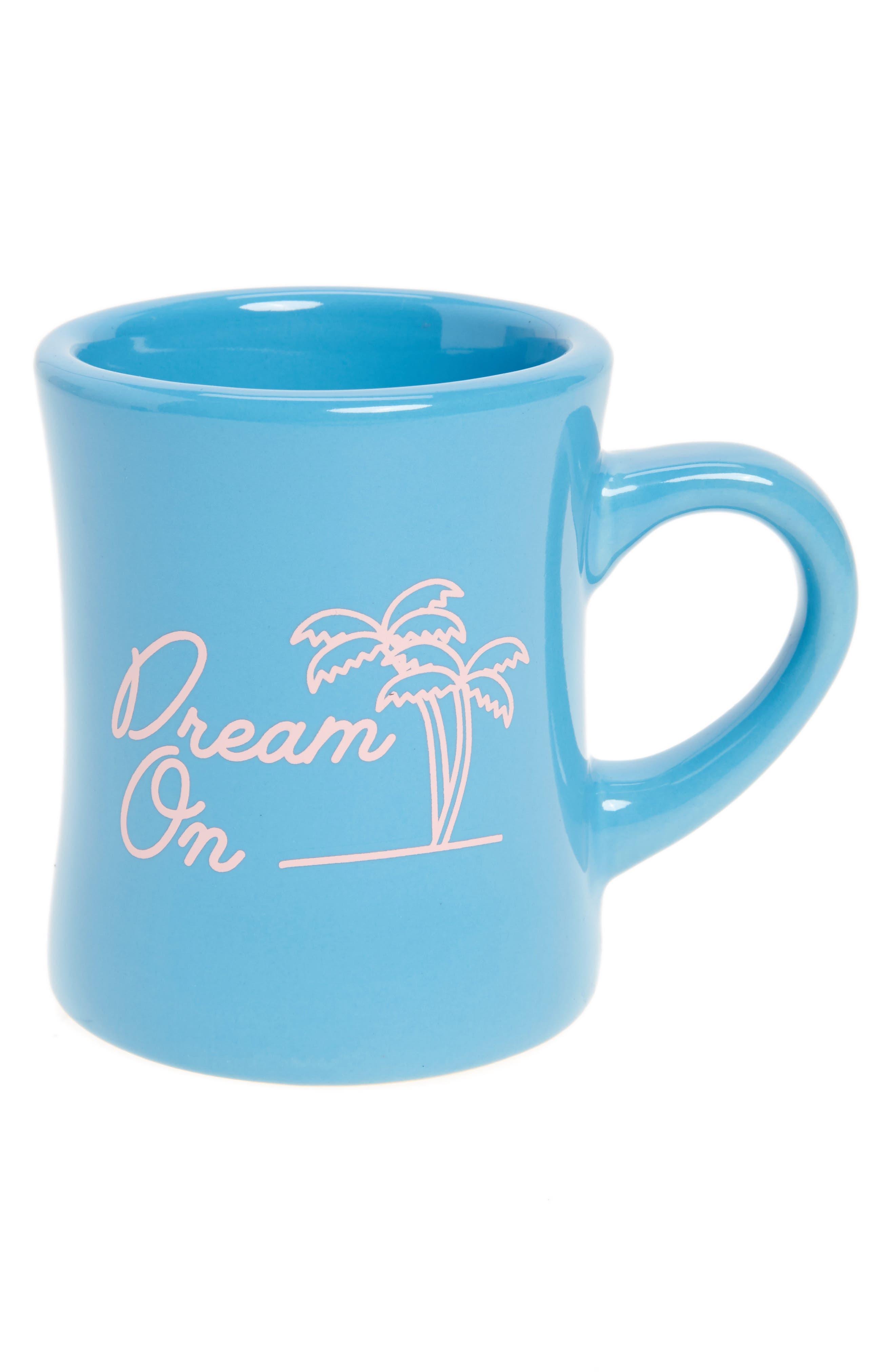 The Created Co. Dream On Ceramic Mug