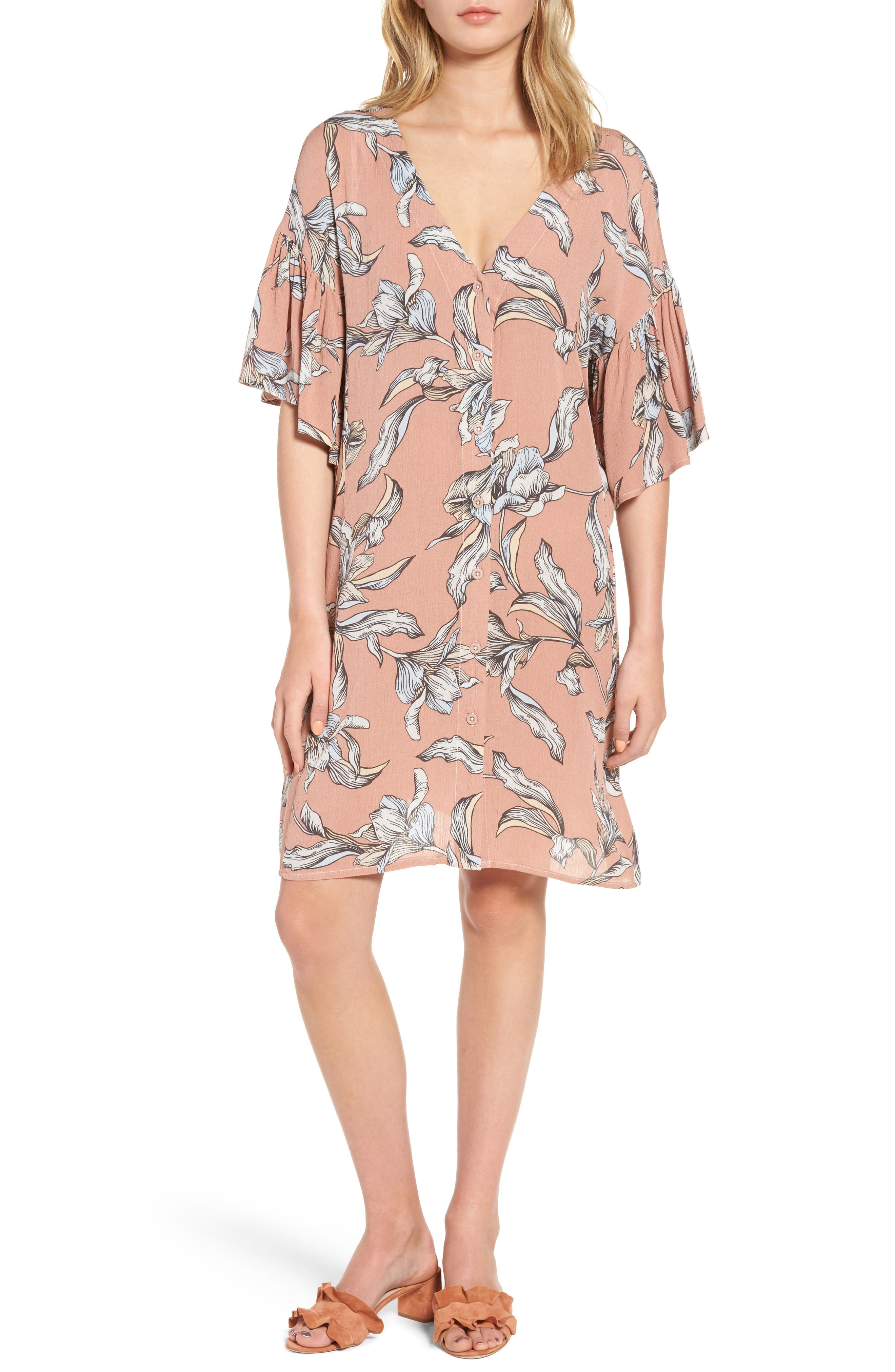 Somedays Lovin' Lily Field Shift Dress
