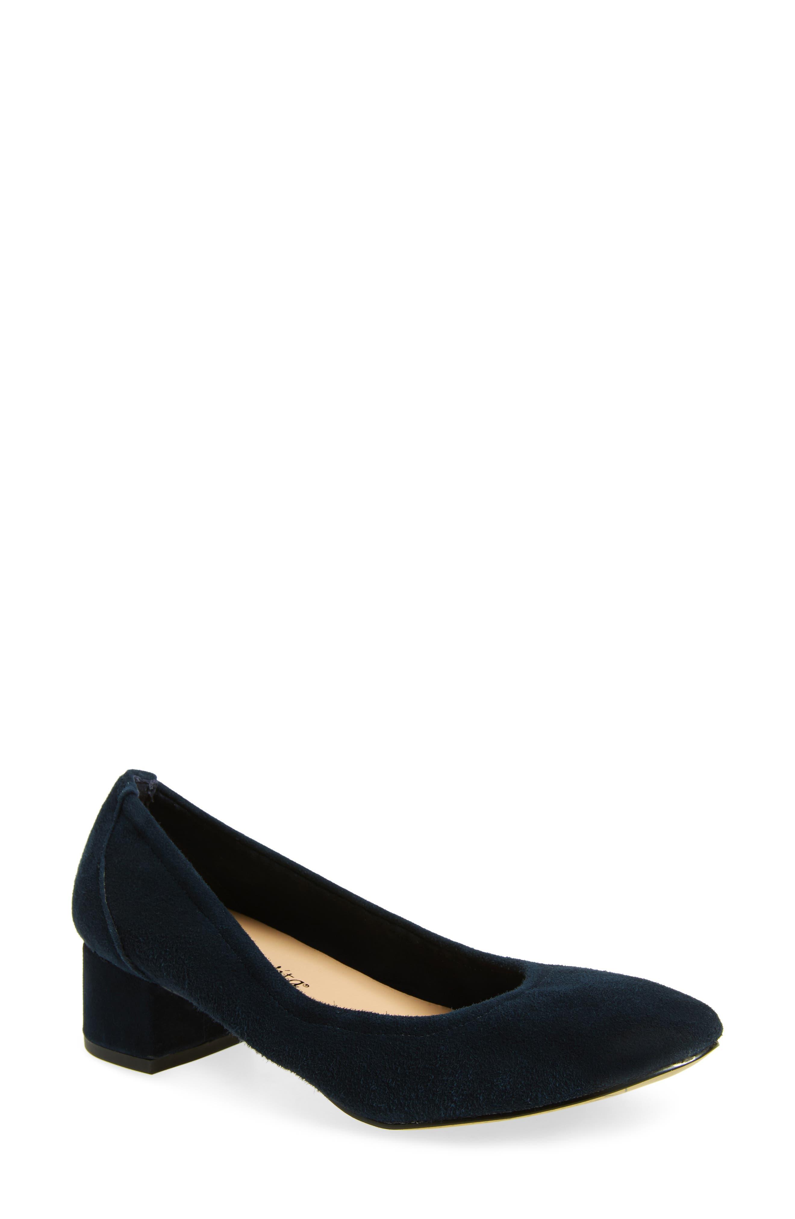 Bella Vita Matisse Block Heel Pump (Women)