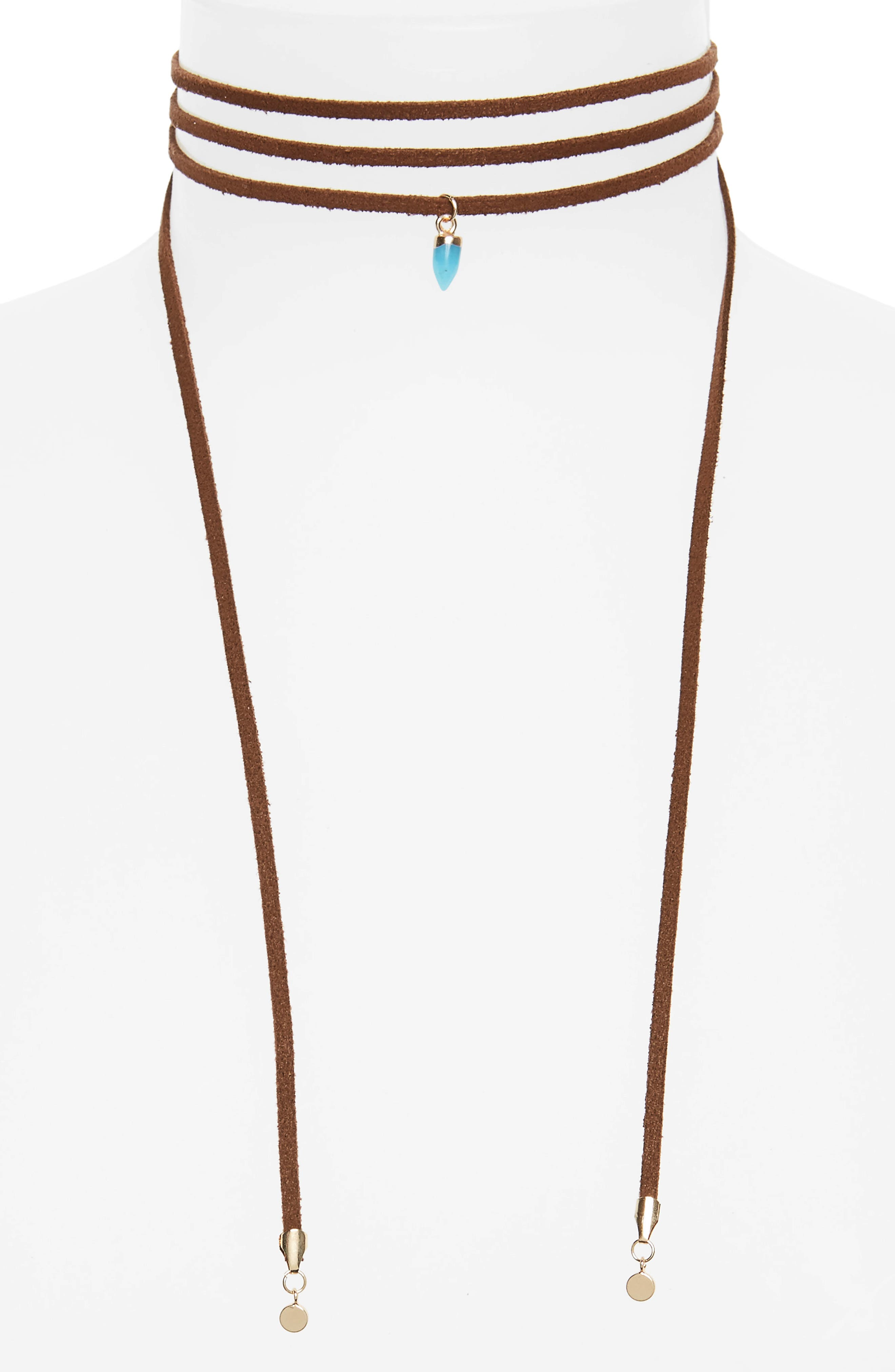 Jules Smith Dawnlight Wrap Choker