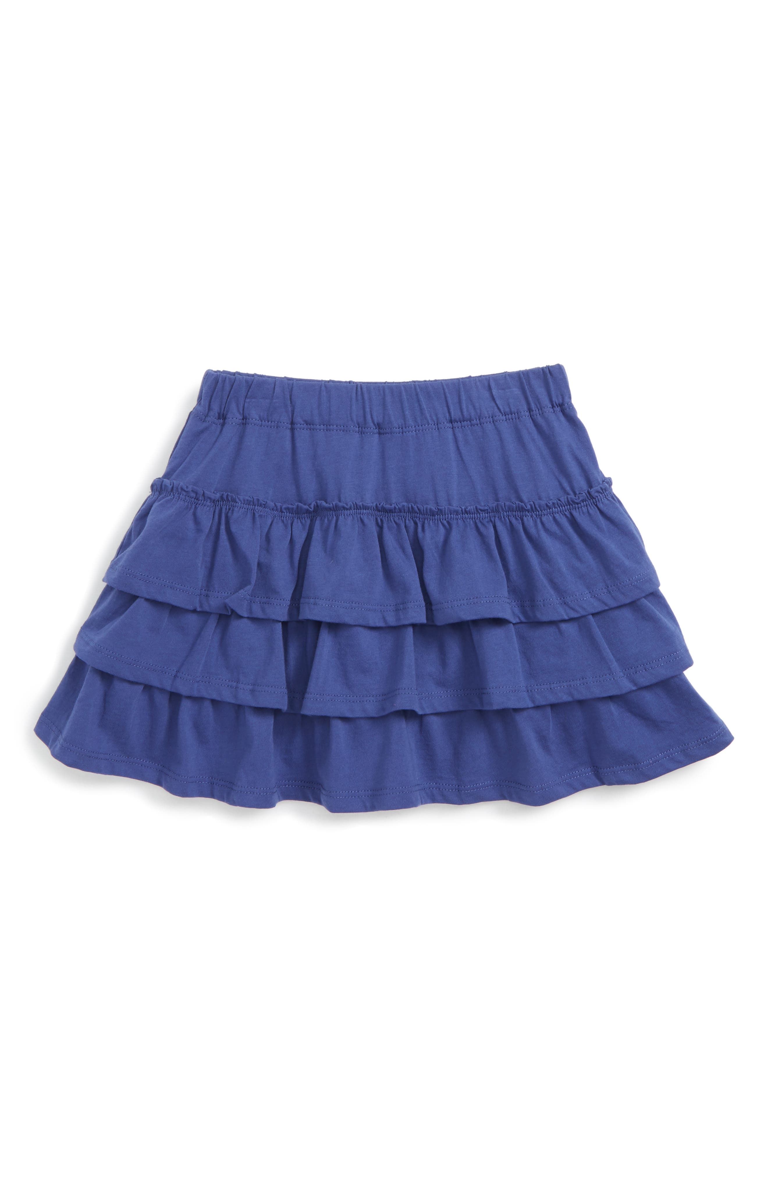 Mini Boden Ruffle Skort (Toddler Girls, Little Girls & Big Girls)