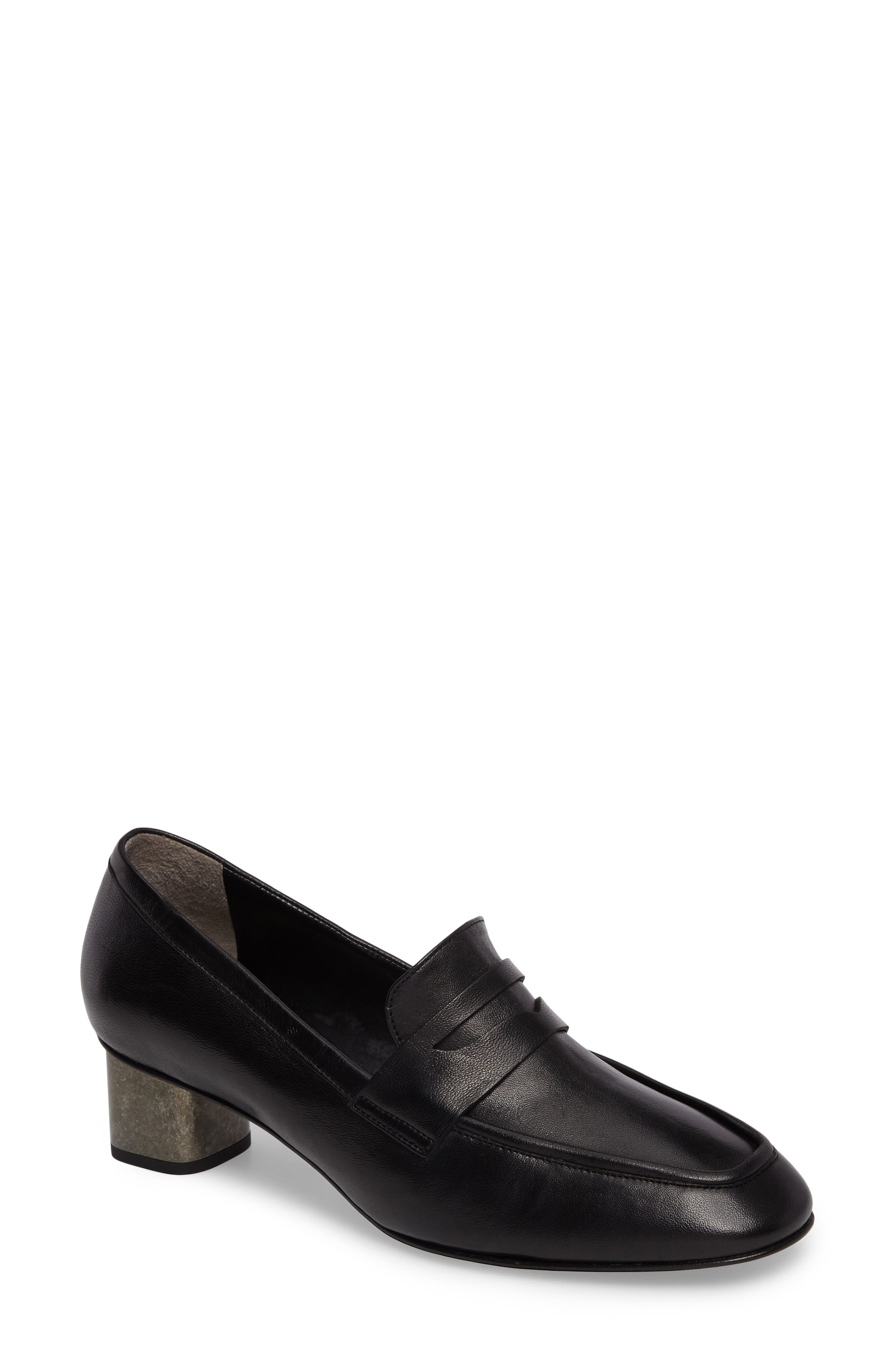 Robert Clergerie Povia Loafer Pump (Women)