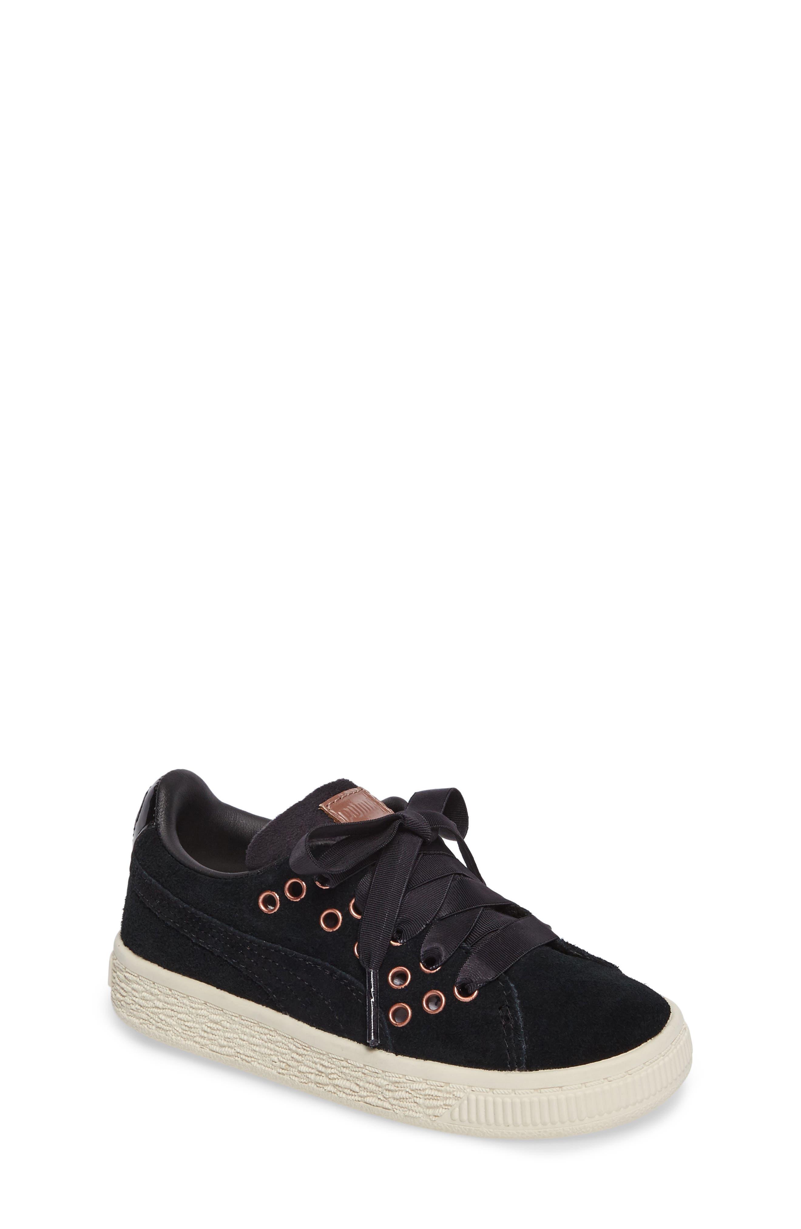 PUMA Suede XL Sneaker (Baby, Walker & Toddler)