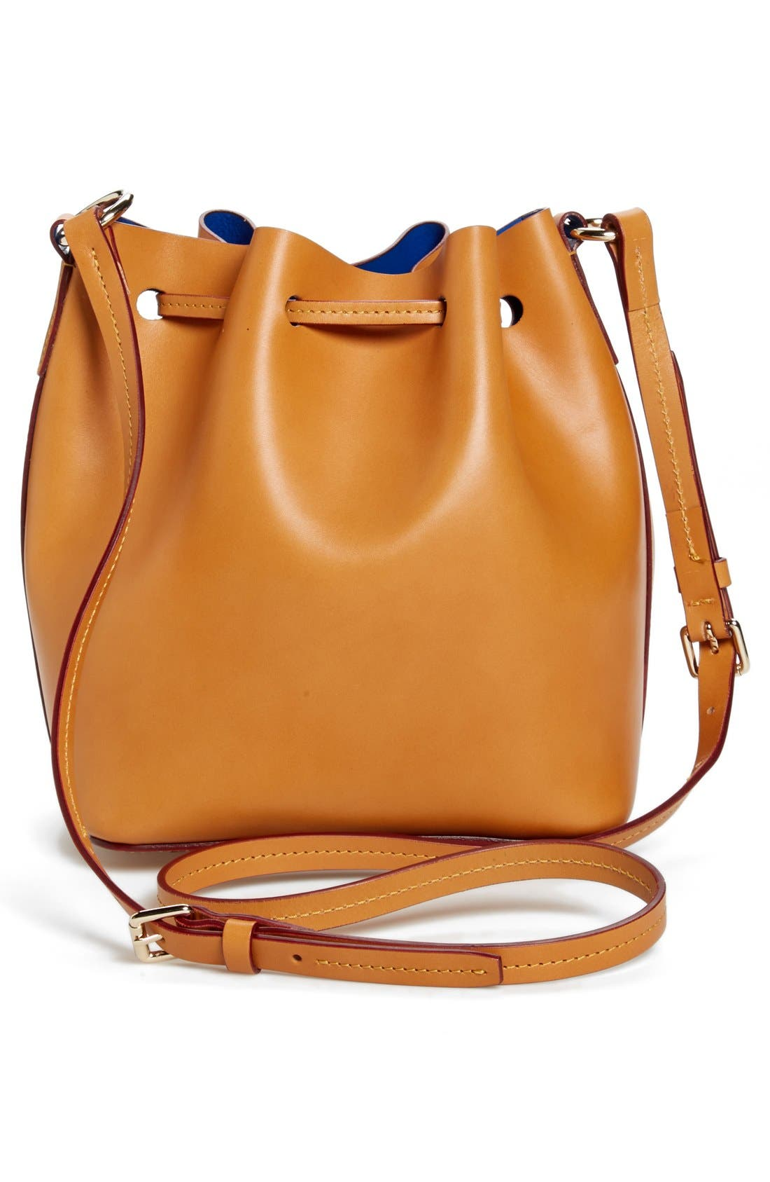 Alternate Image 4  - Dooney & Bourke 'Serena' Leather Bucket Bag