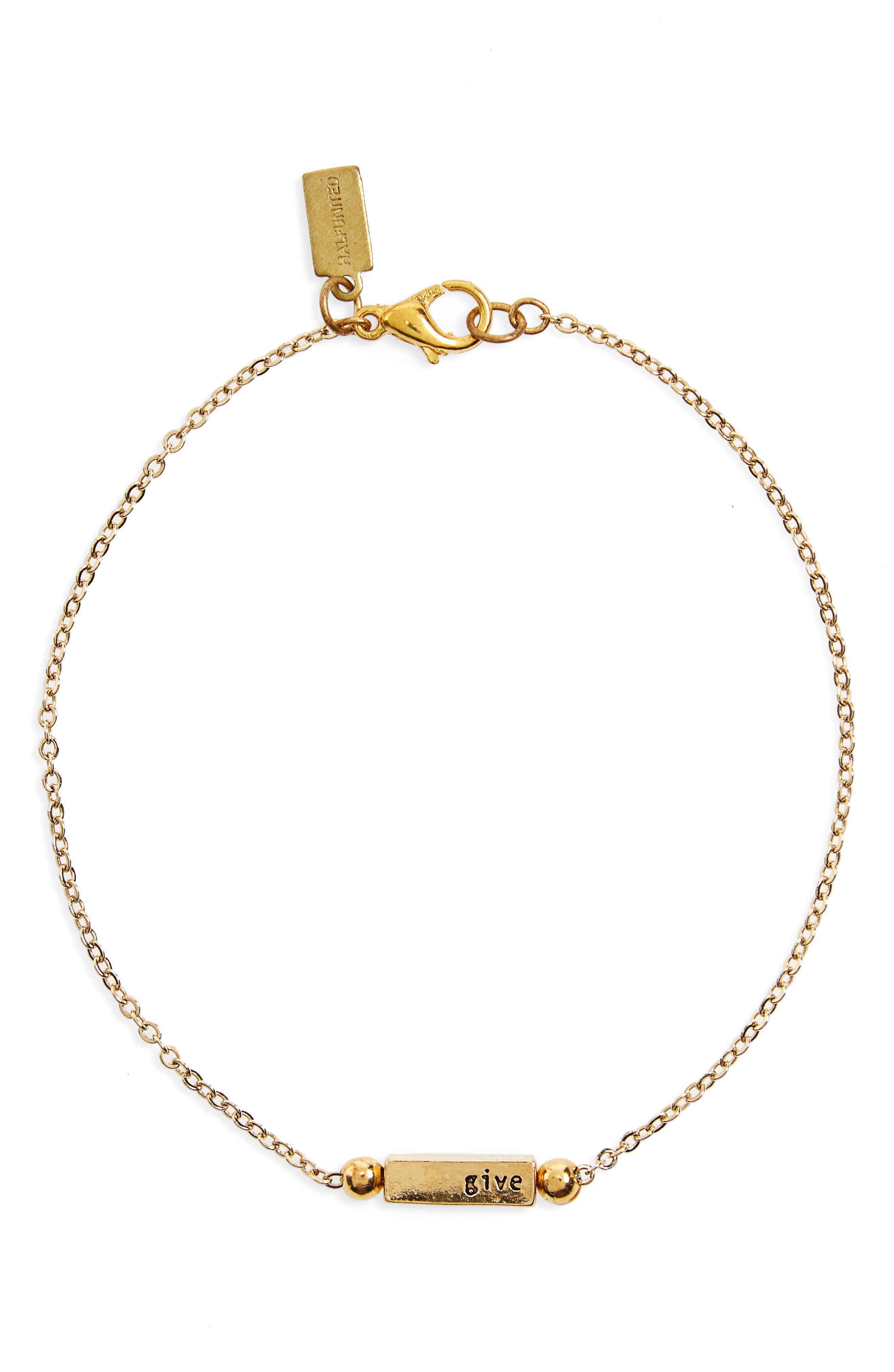 HALF UNITED Florence Bracelet