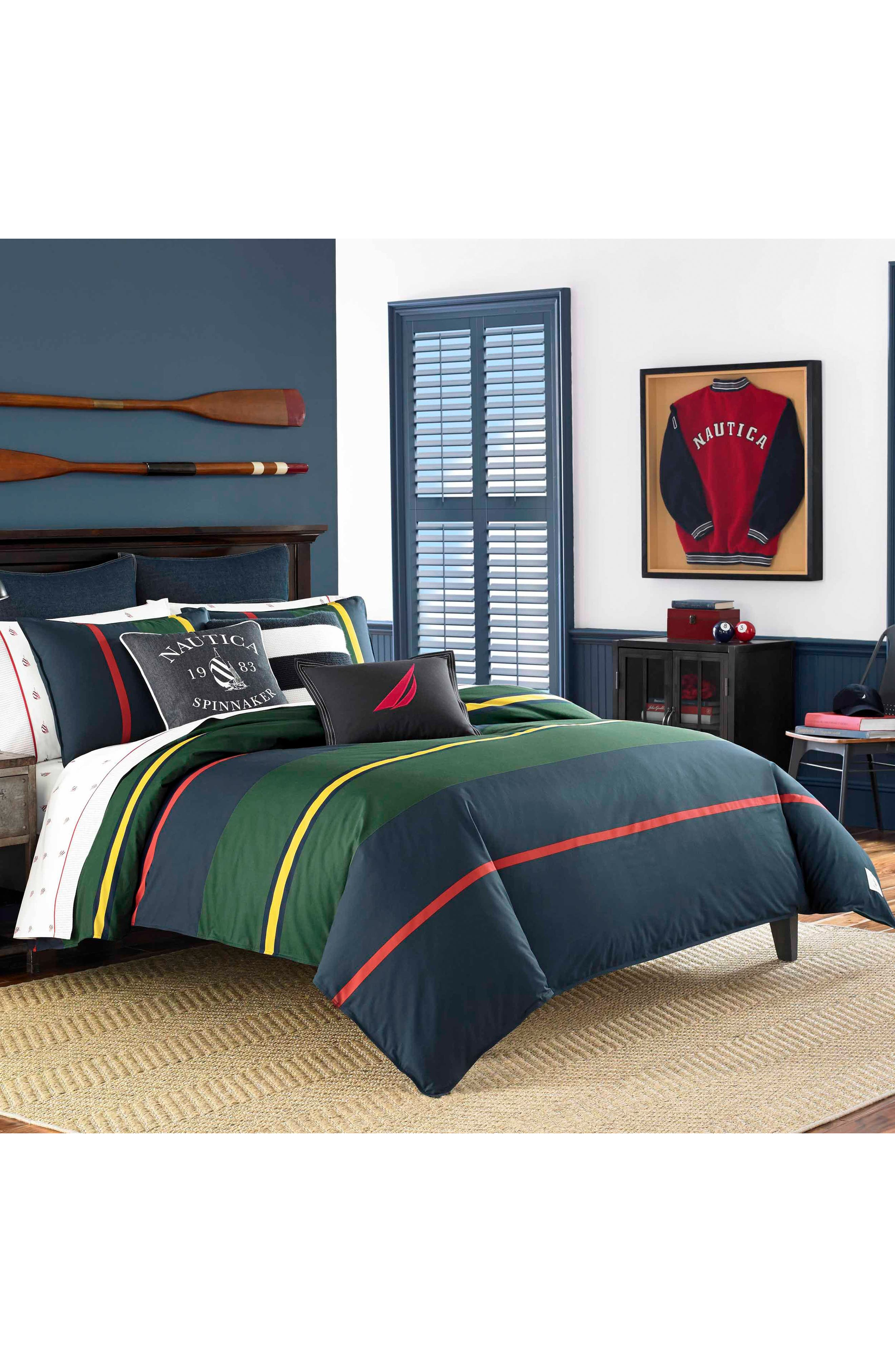 Nautica Heritage Classic Bedding Collection
