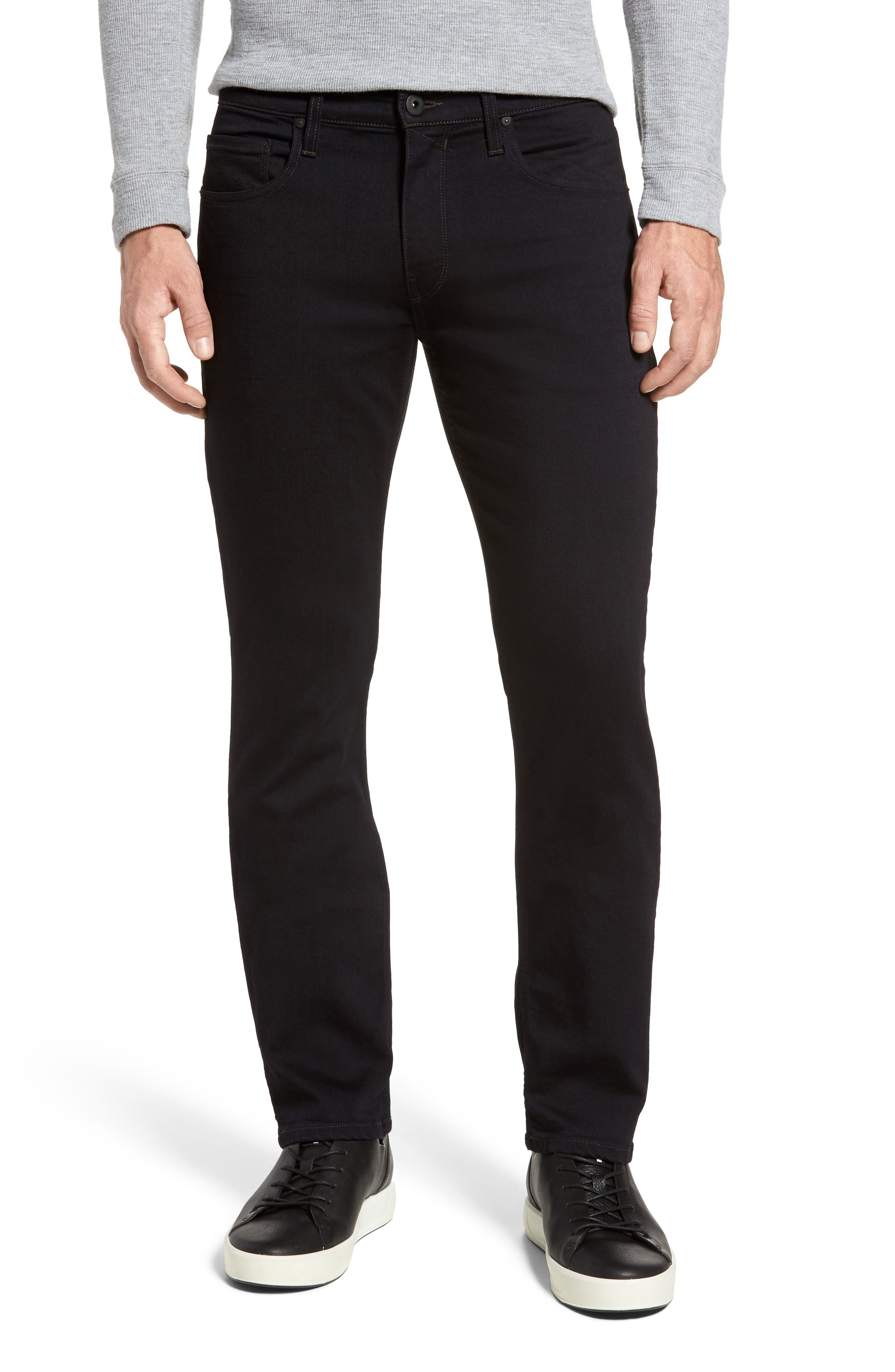 PAIGE Transcend - Normandie Straight Leg Jeans (Jack)