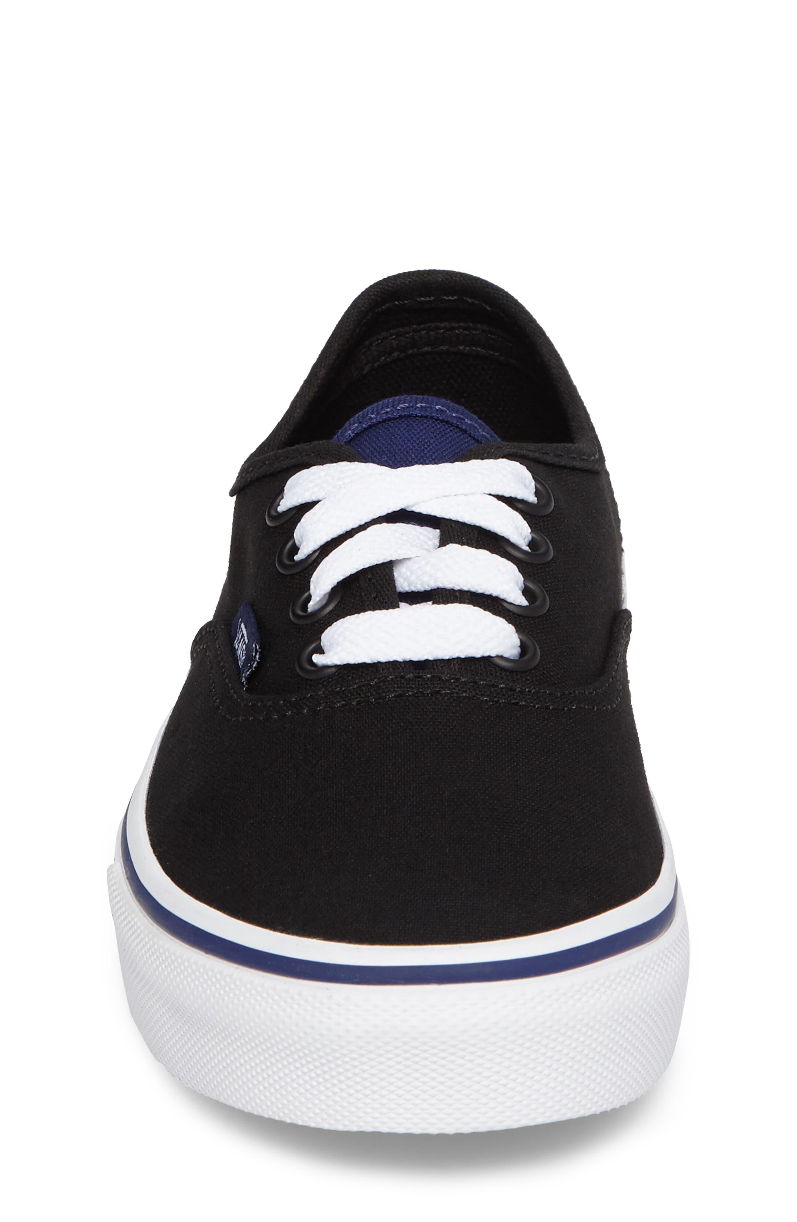 Alternate Image 4  - Vans 'Authentic' Sneaker (Little Kid & Big Kid)