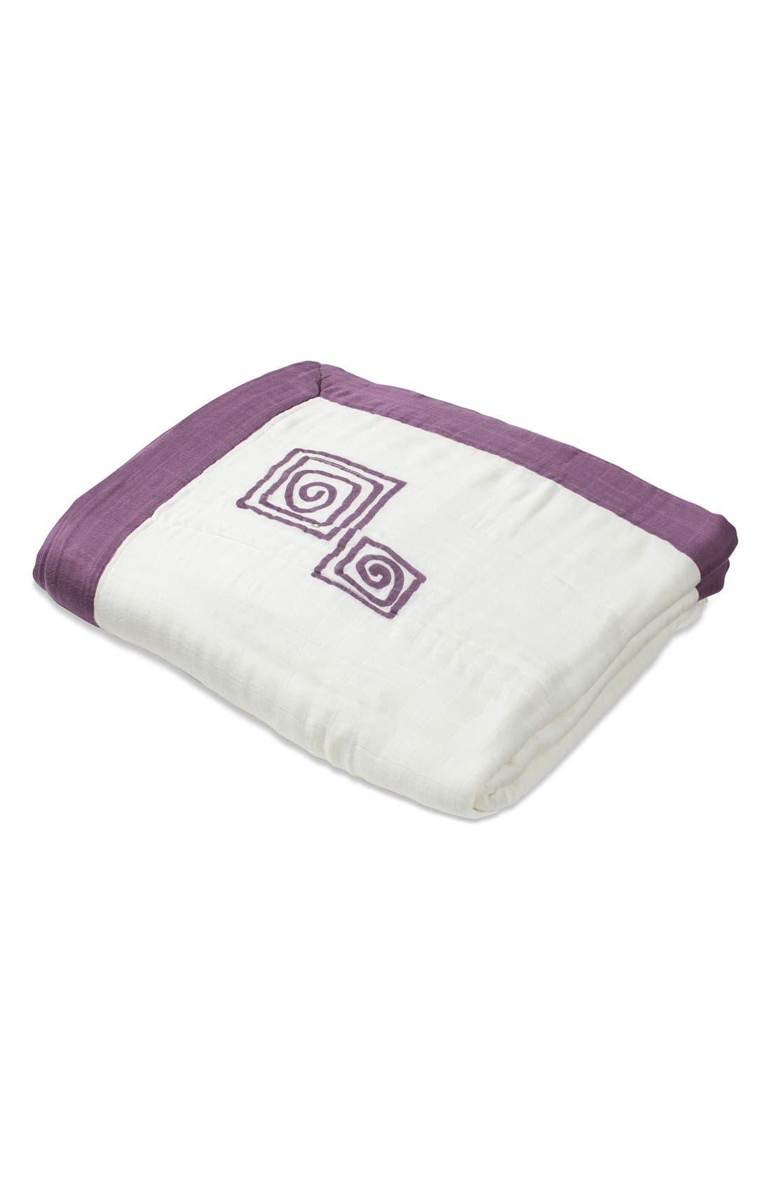 Alternate Image 2  - aden + anais Daydream Blanket™