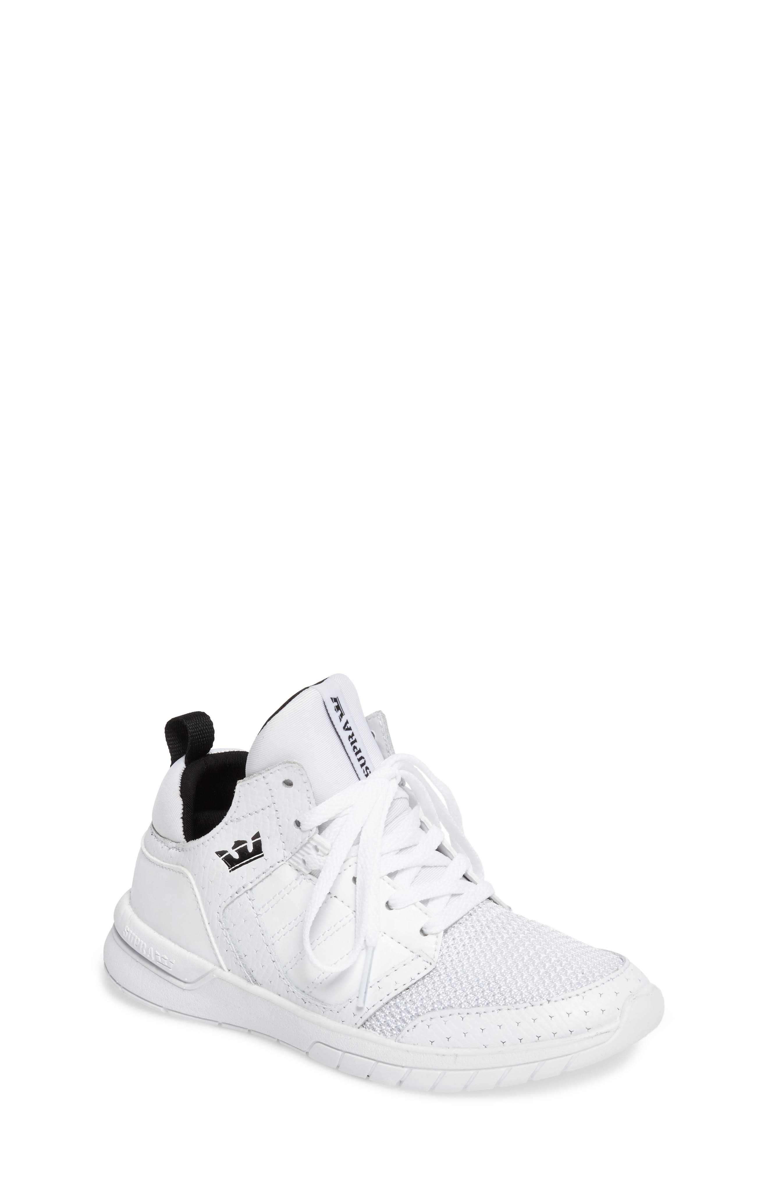 Supra Method Sneaker (Toddler & Little Kid)