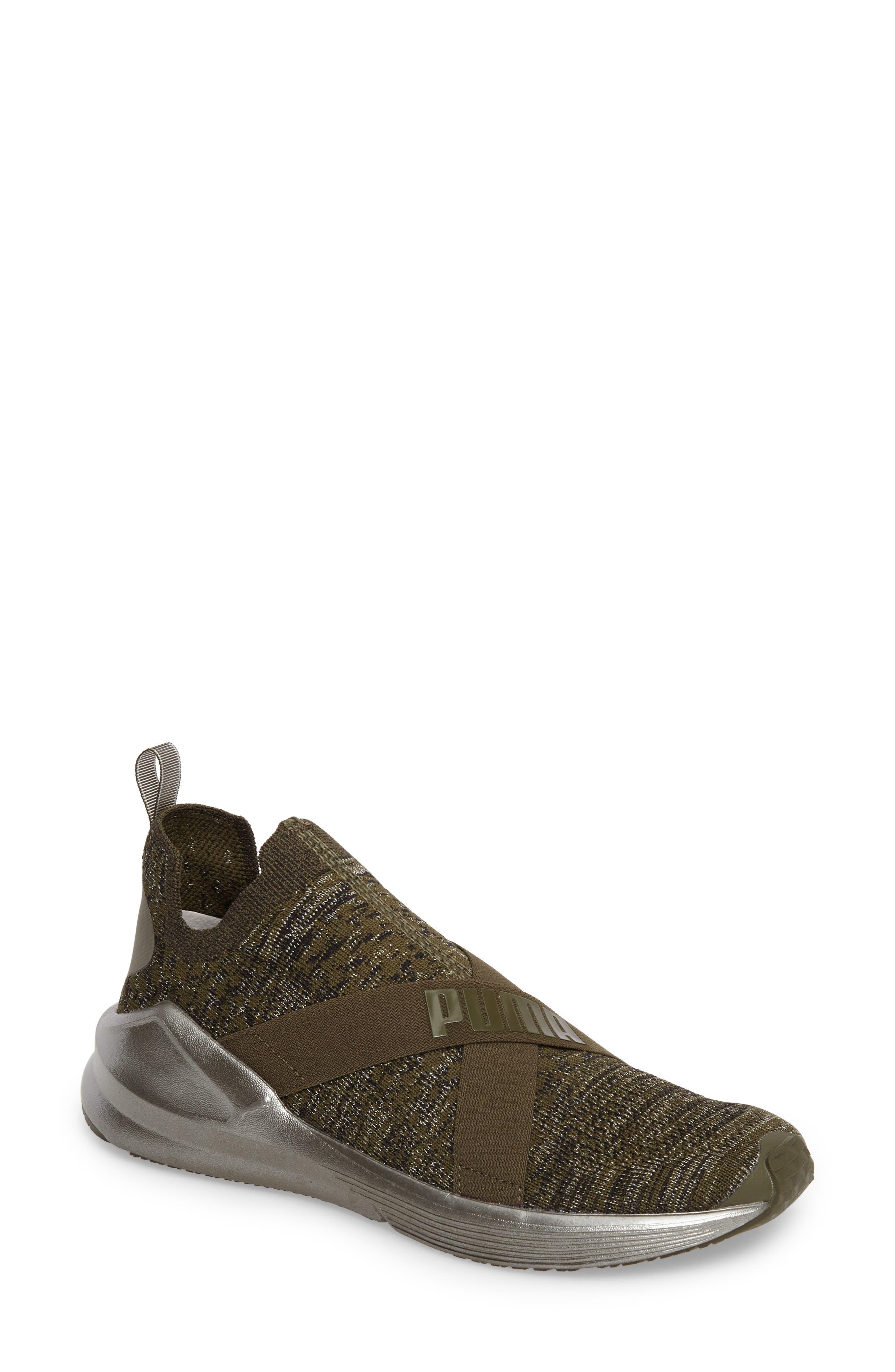 PUMA Fierce evoKnit Training Sneaker (Women)